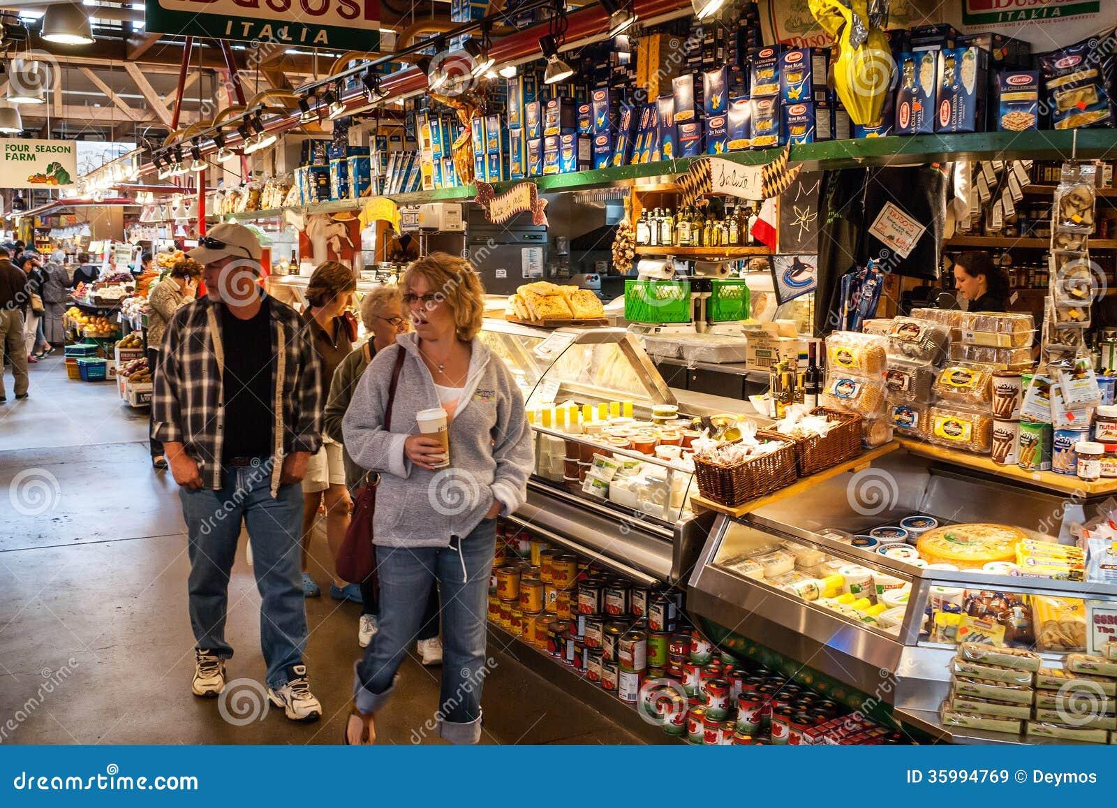 Granville Food Market