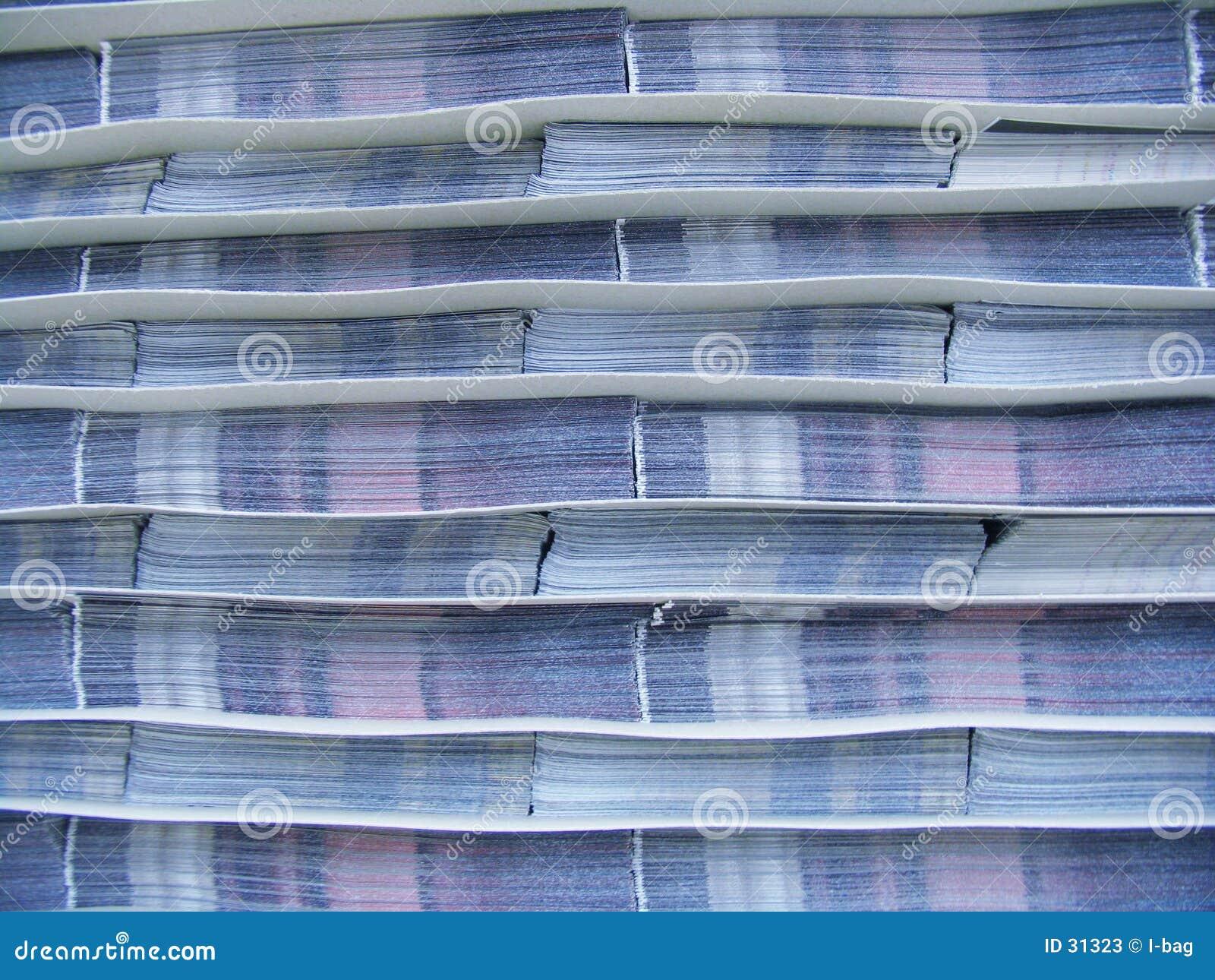Grapas del papel