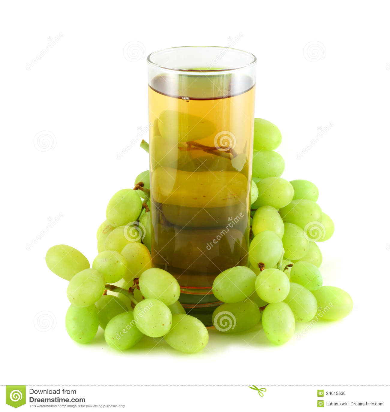 Grape Juice With Grapes Royalty Free Stock Image - Image ...