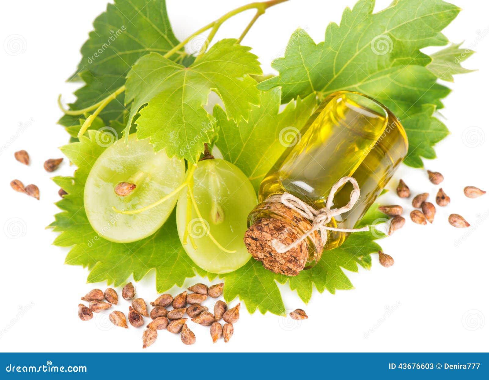 how to take grape seed oil