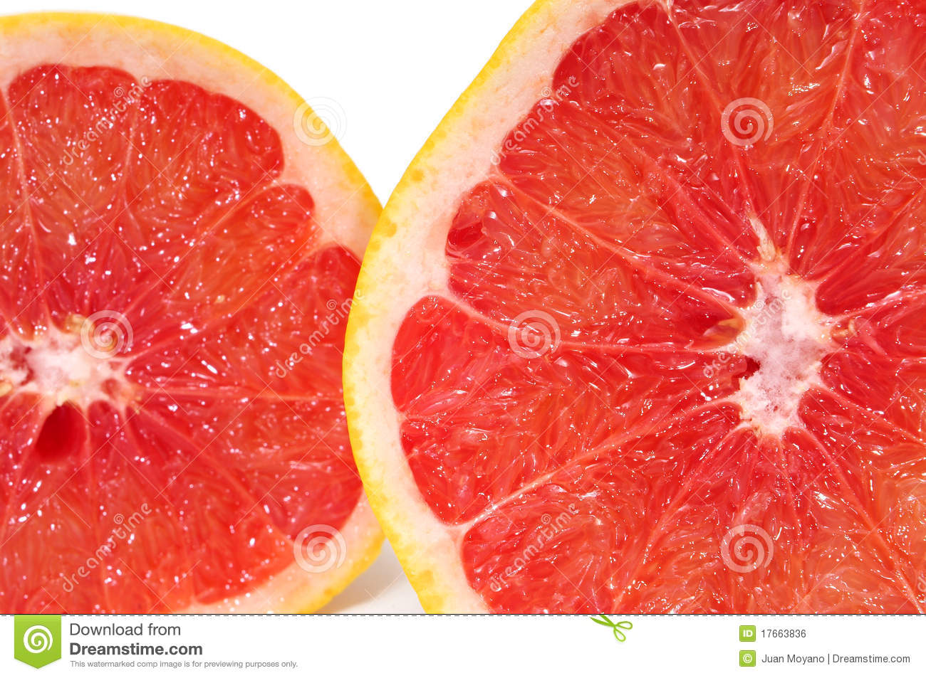 how to cut a grapefruit properly