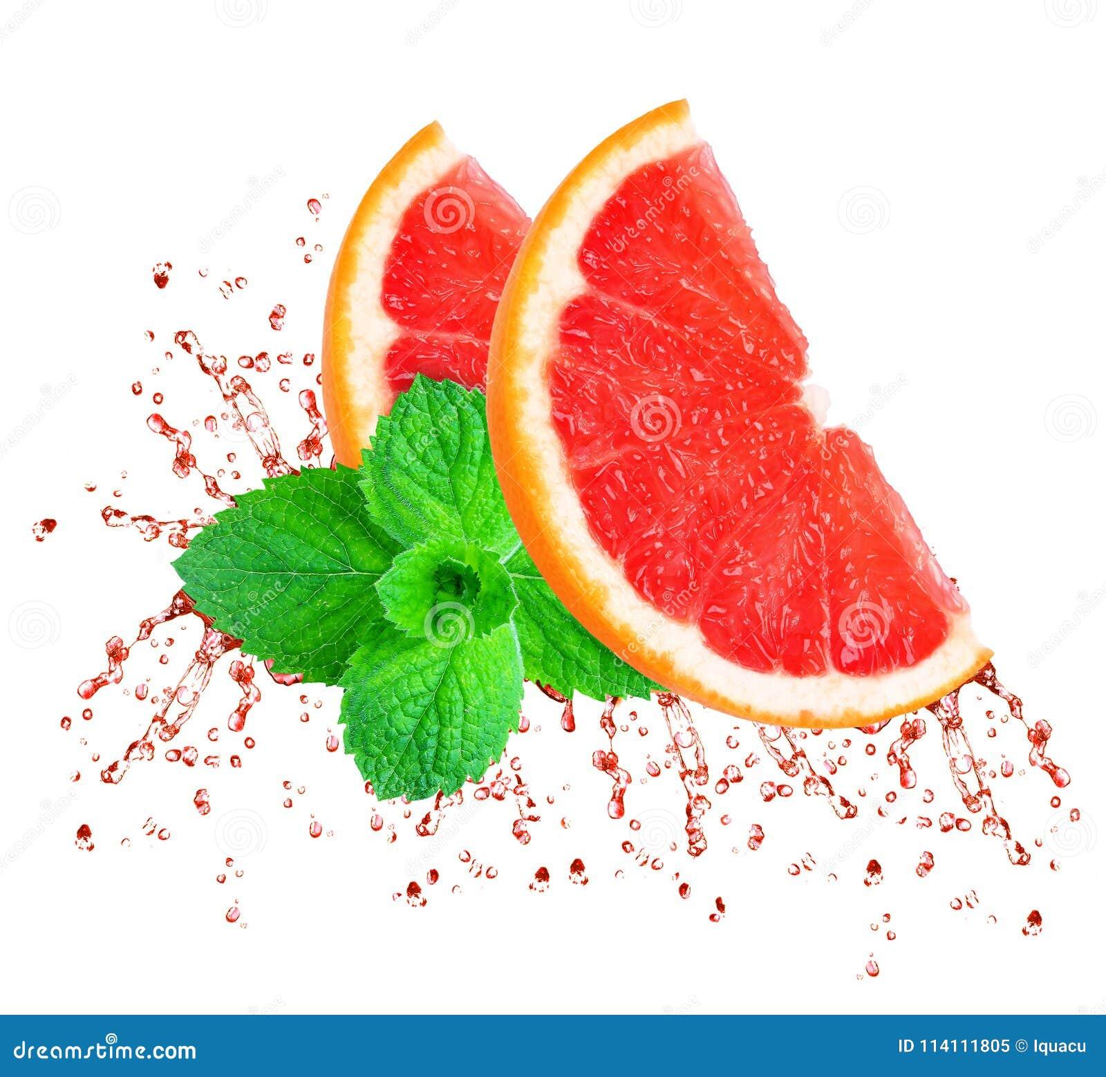 Grapefruit juiceplons