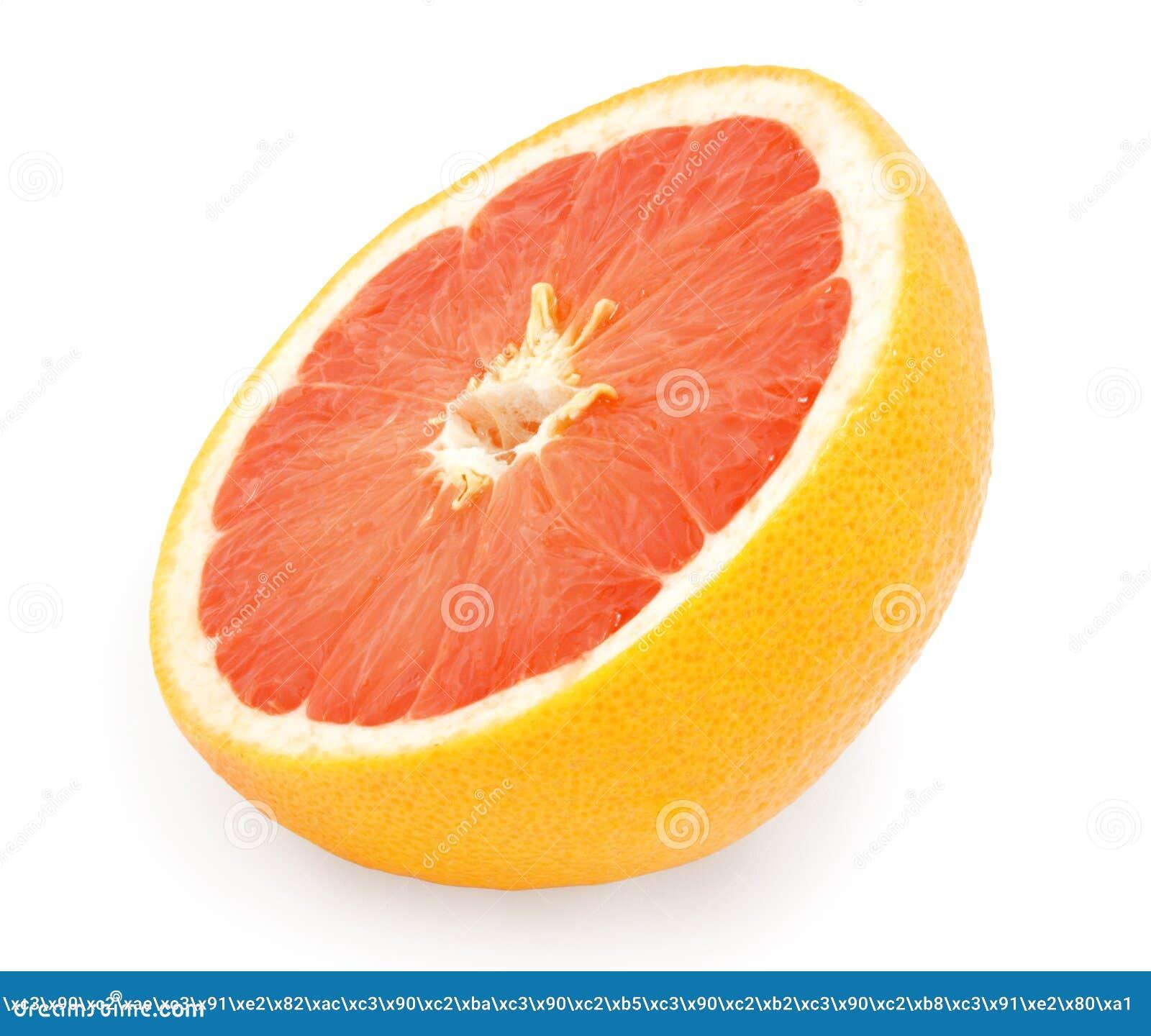 Grapefruit menchie