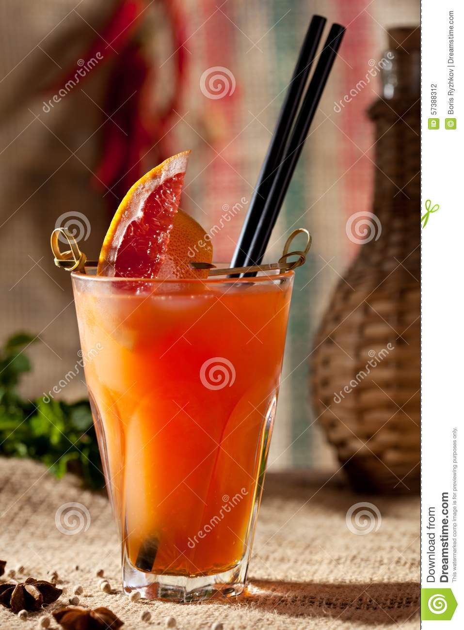 Grapefruitcocktail