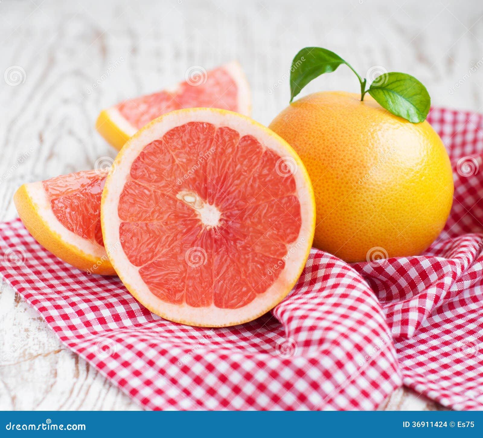 Grapefruitowy