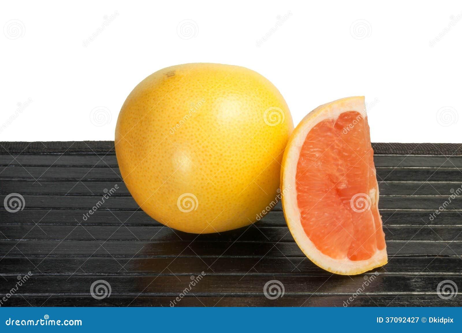 Download Grapefruitowy obraz stock. Obraz złożonej z jedzenie - 37092427