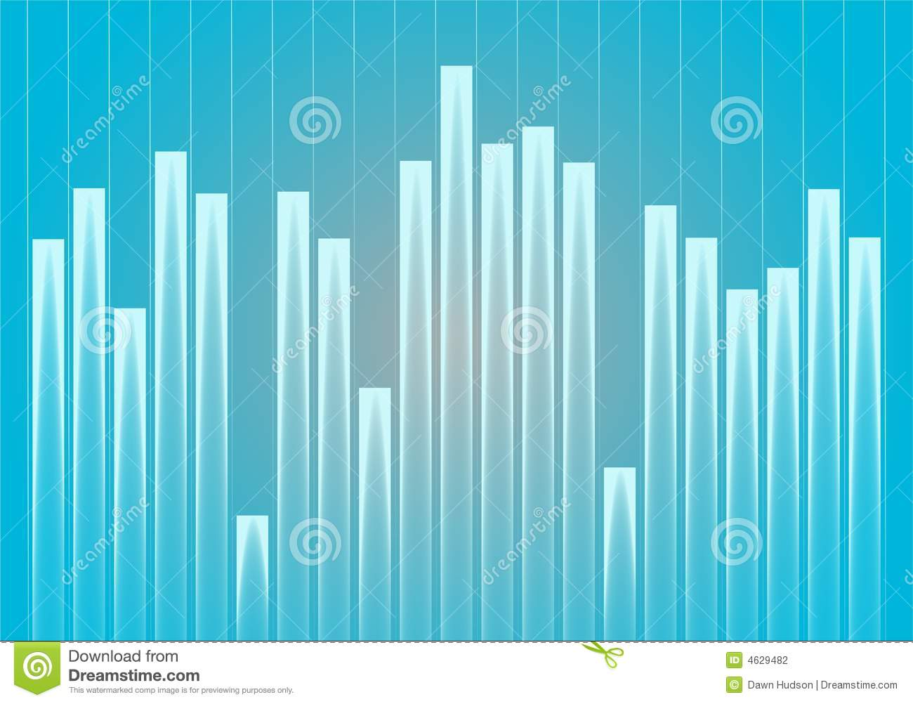 graph background stock photography