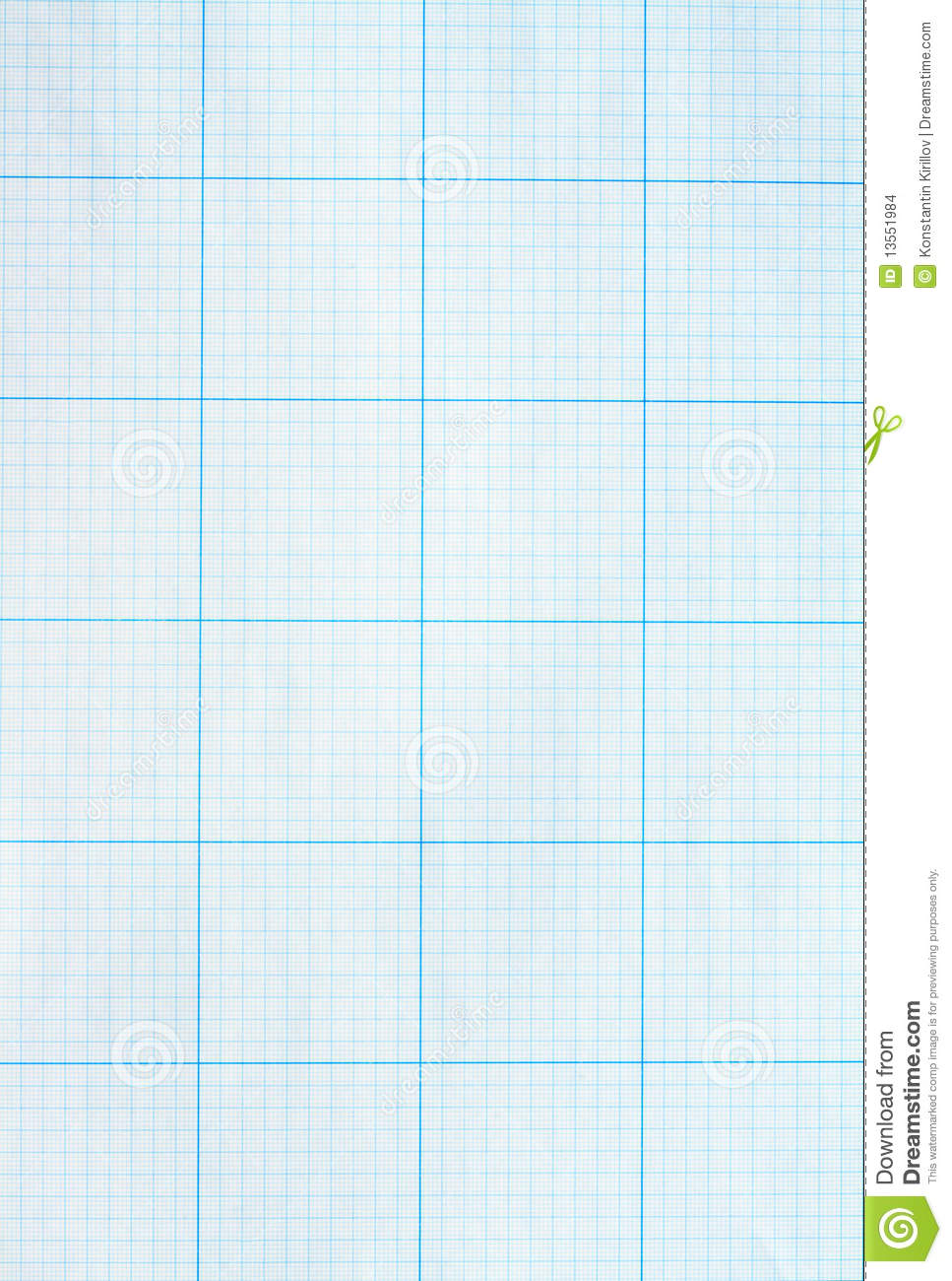 Graph Paper Stock Images Image 13551984