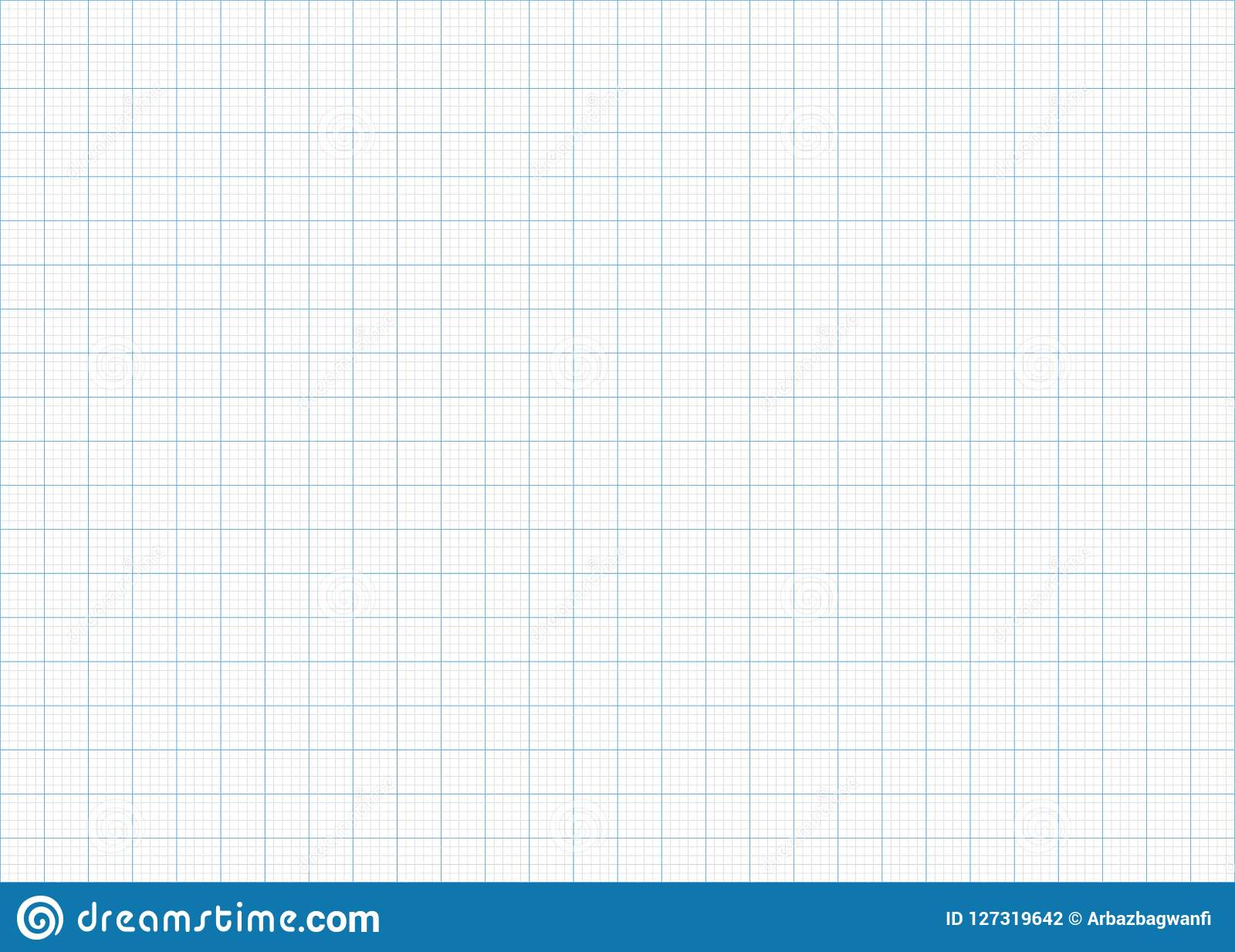 graph paper grid lines stock vector  illustration of