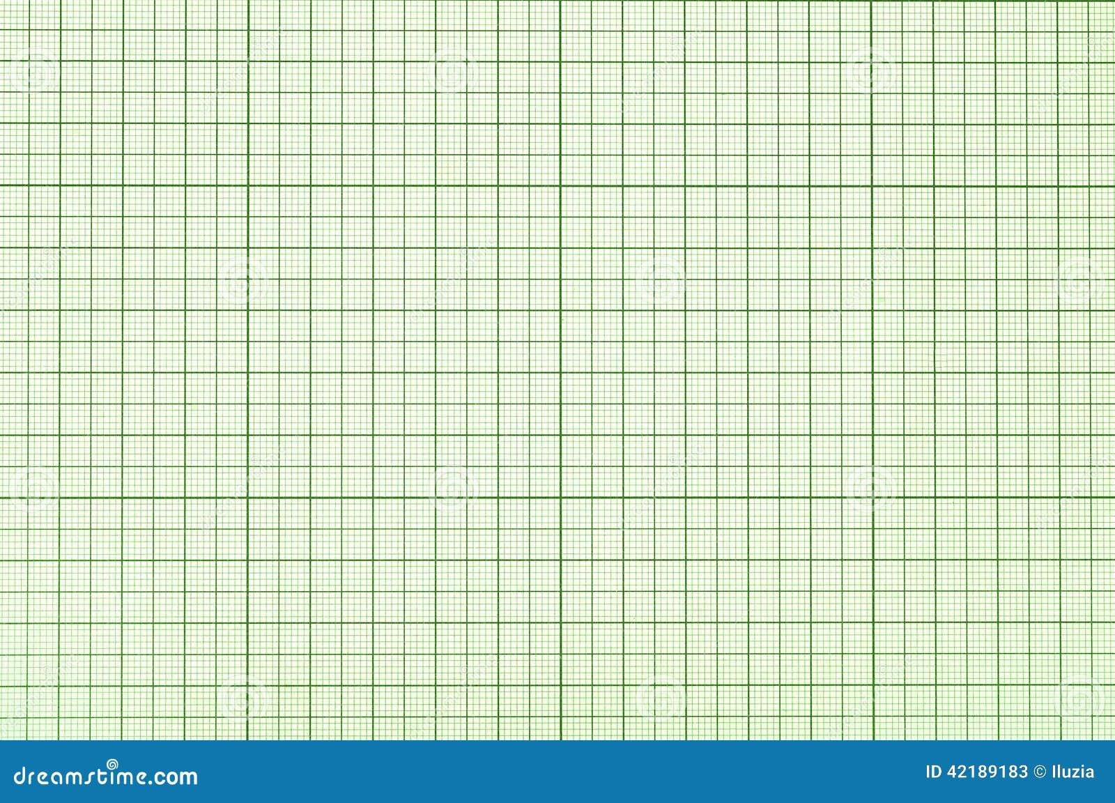 Graph Paper Square Stock Photo Image 42189183