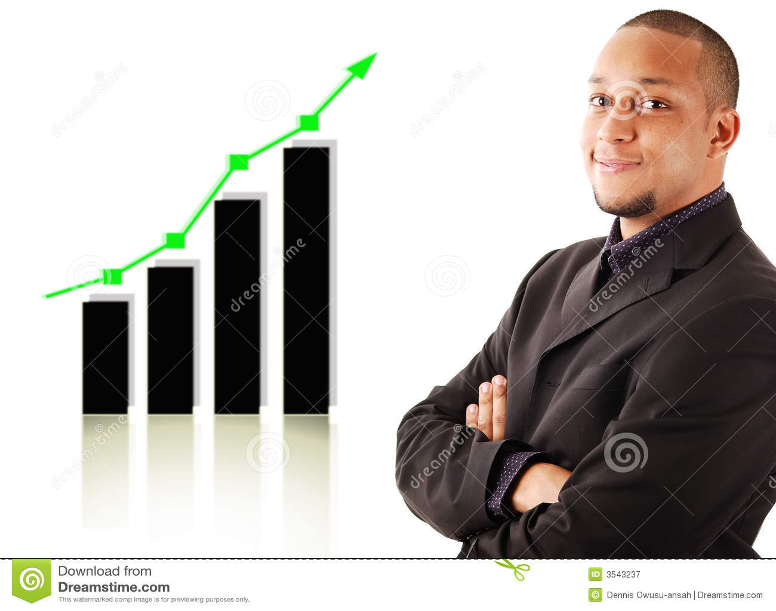 Graph stigning