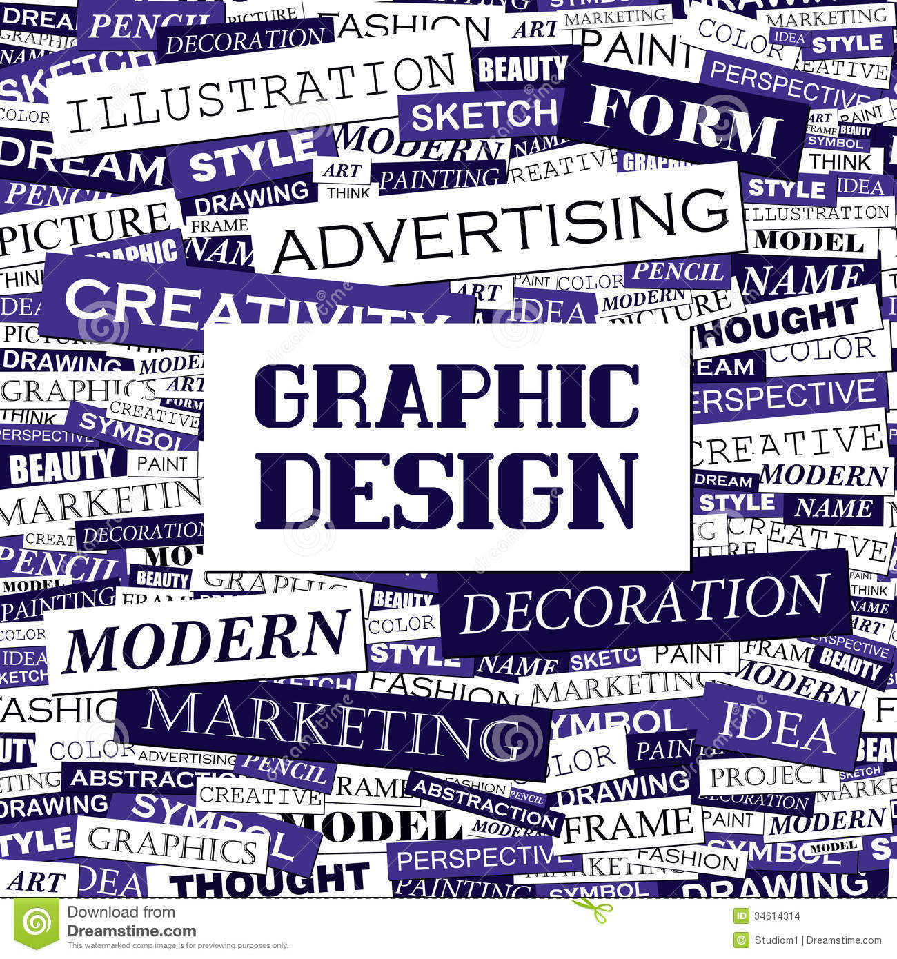 Graphic design stock images image 34614314 for Microsoft word graphic design