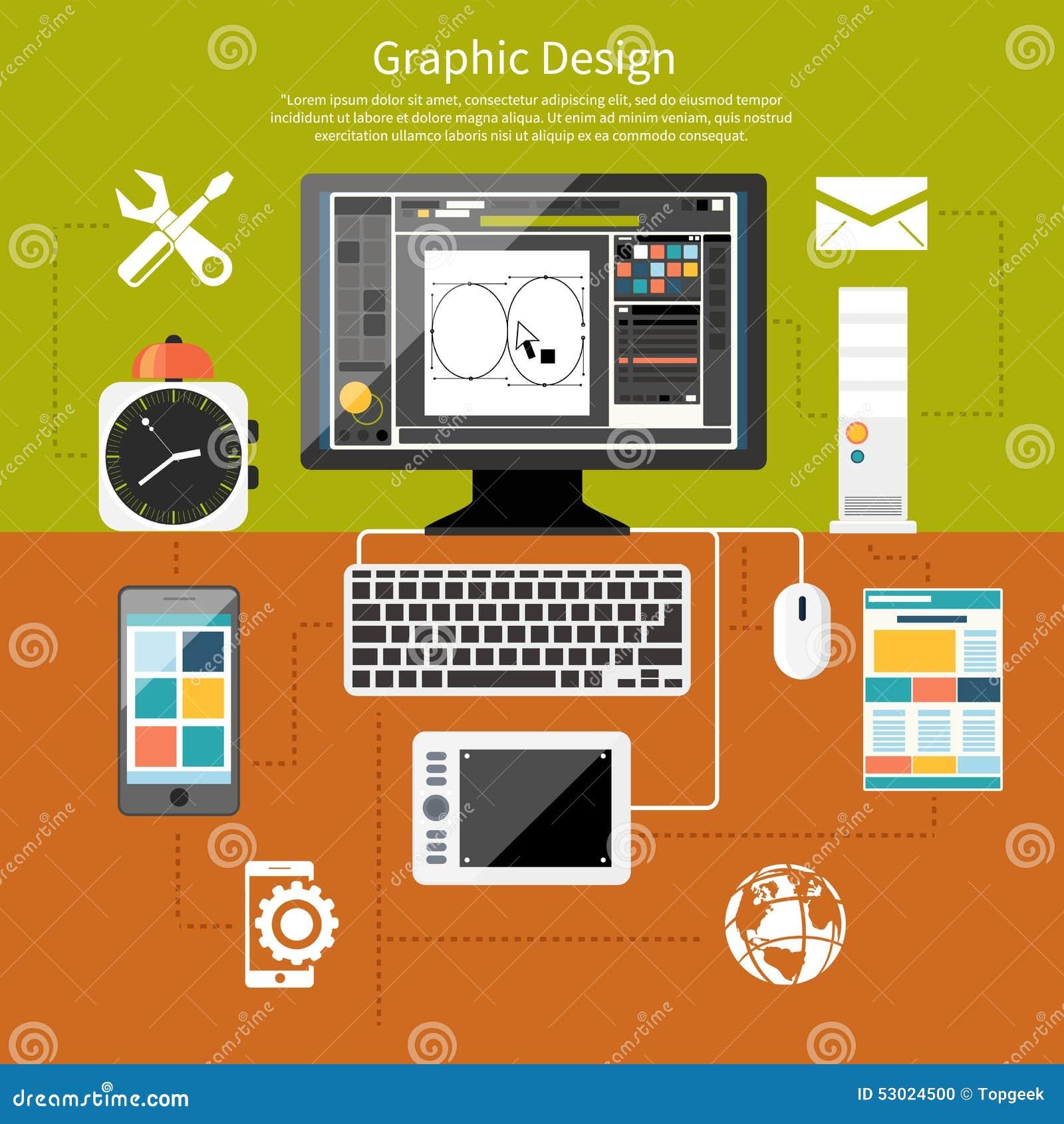 Рабочая программа проектирование графический дизайн