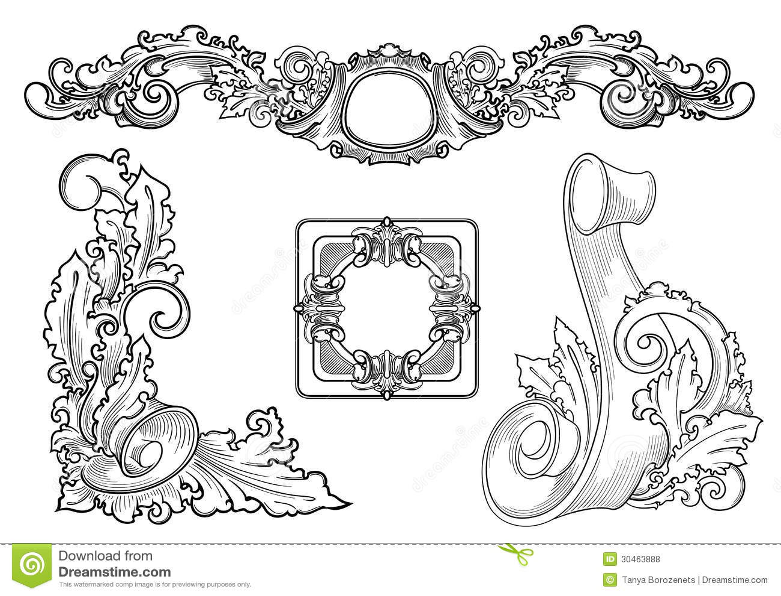 free graphic design elements
