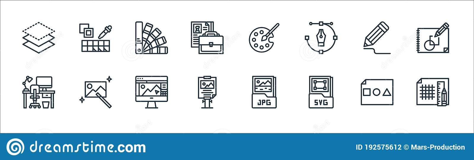 Icons Svg Stock Illustrations 478 Icons Svg Stock Illustrations Vectors Clipart Dreamstime