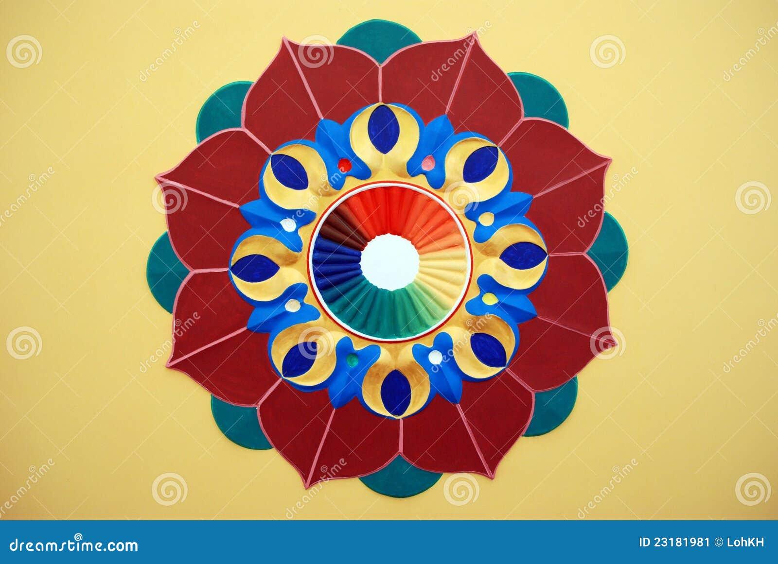 Graphic design of lotus flower stock illustration illustration of graphic design of lotus flower izmirmasajfo