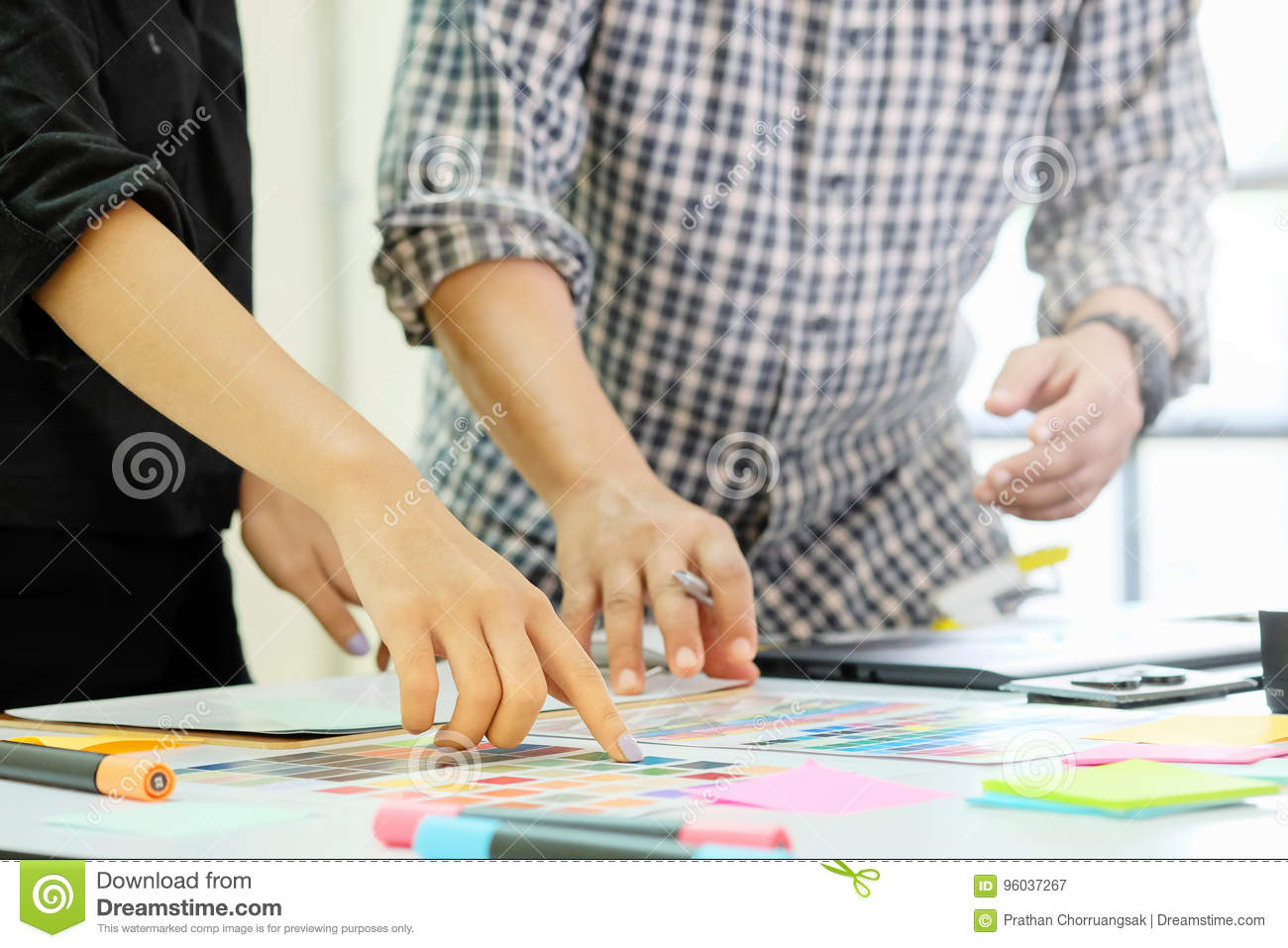 creating office work play. Graphic Designer Team Working On Creative Office With Create Gra Creating Work Play 2