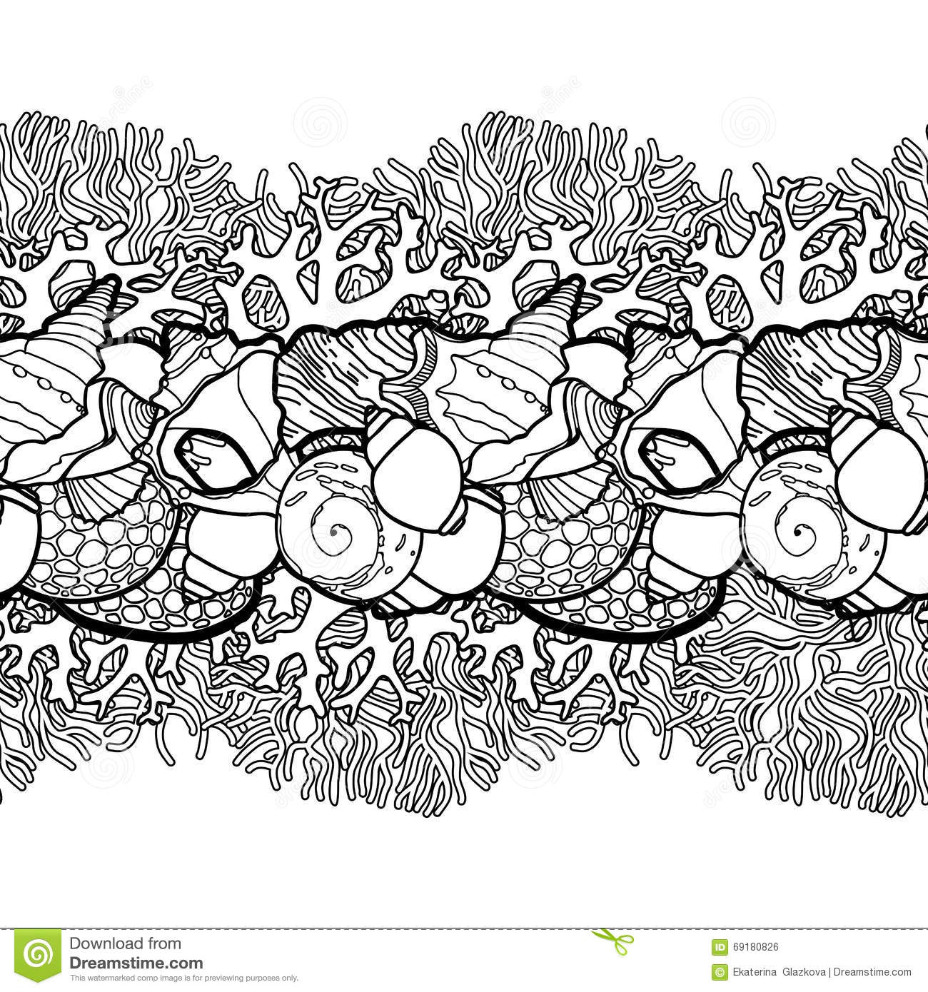 ocean backround coloring pages - photo #25