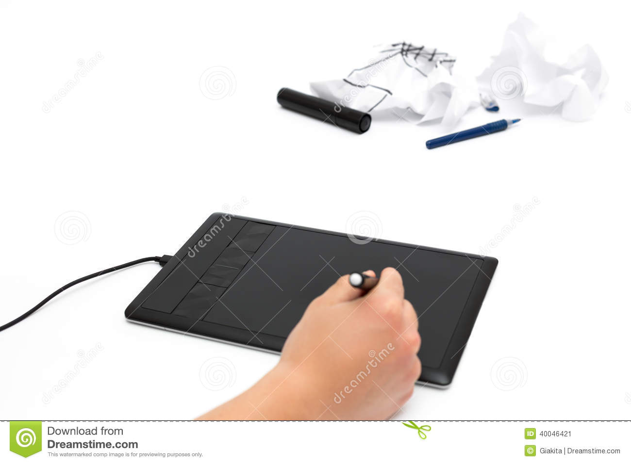 Graphic Tablet: Design And Drawing Tool Of The Digital Generatio ...