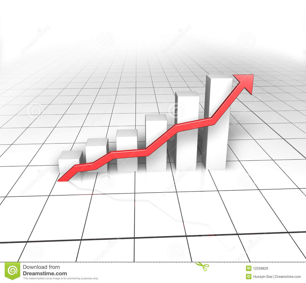 Finance Graphics: Graphics Finance Royalty Free Stock Images