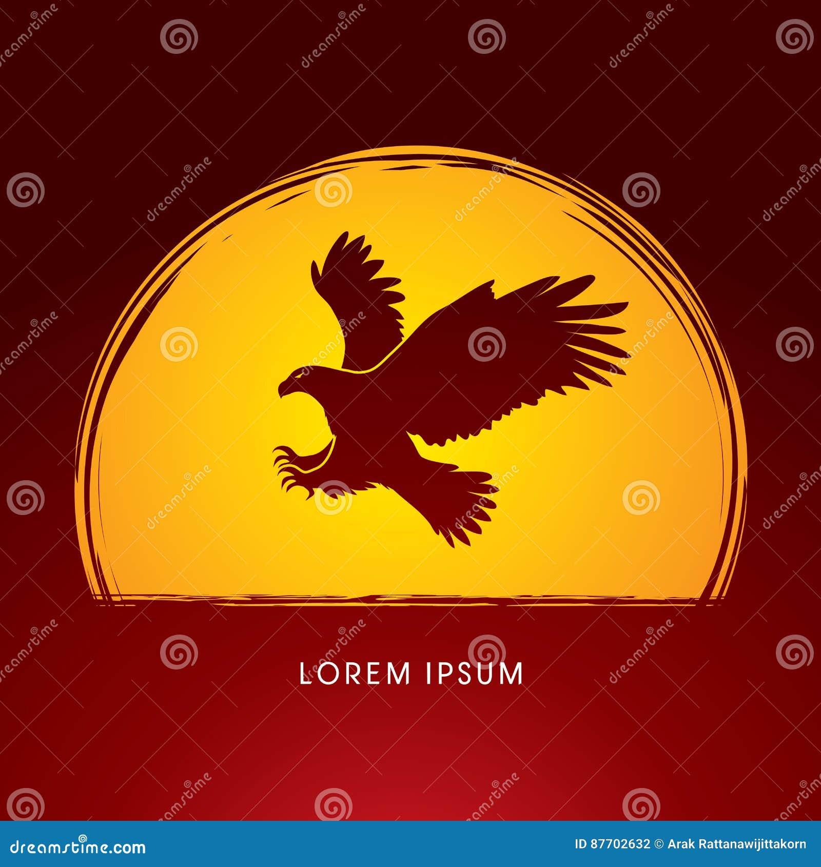 Graphique d attaque de vol d Eagle