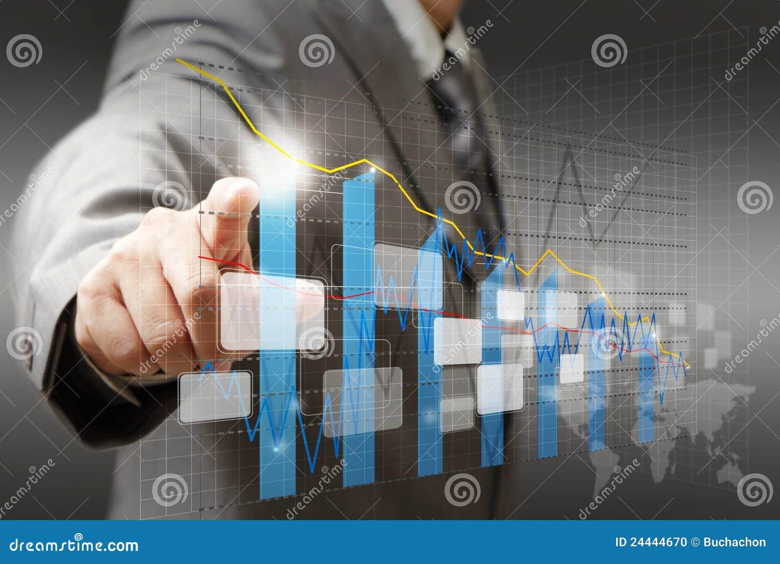 Graphique virtuel de contact, diagramme