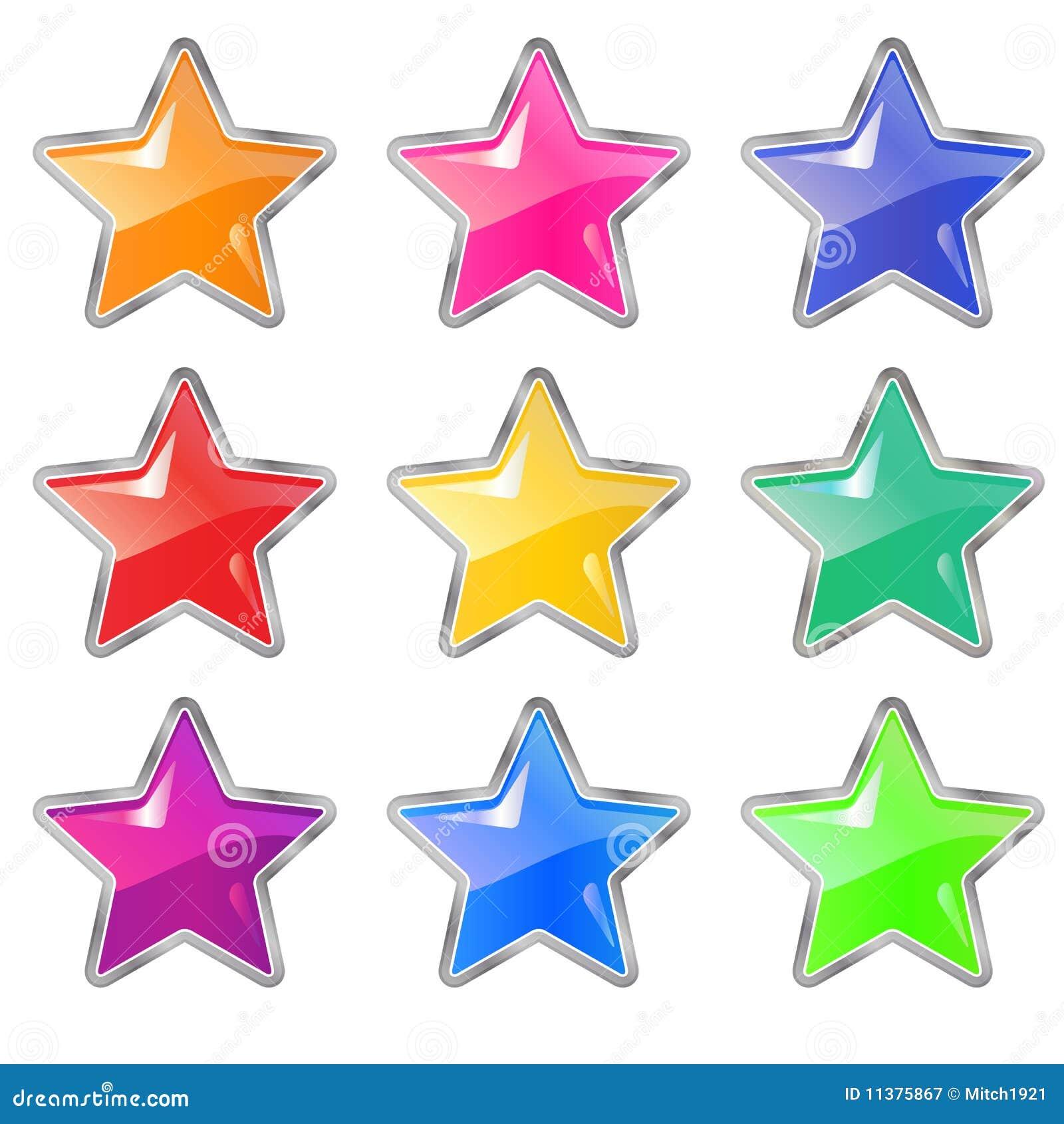 Graphisme d étoile