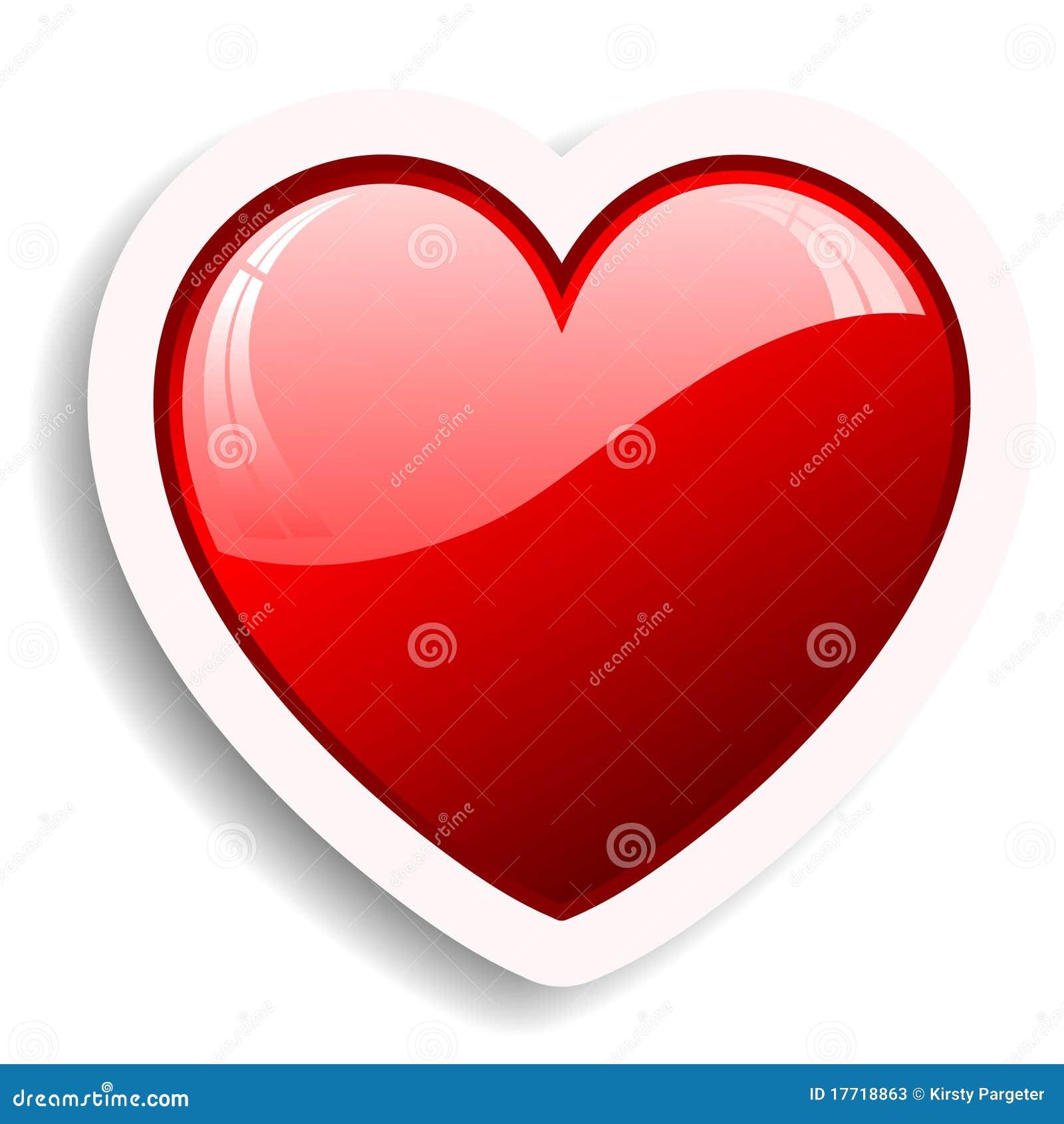 Graphisme de coeur