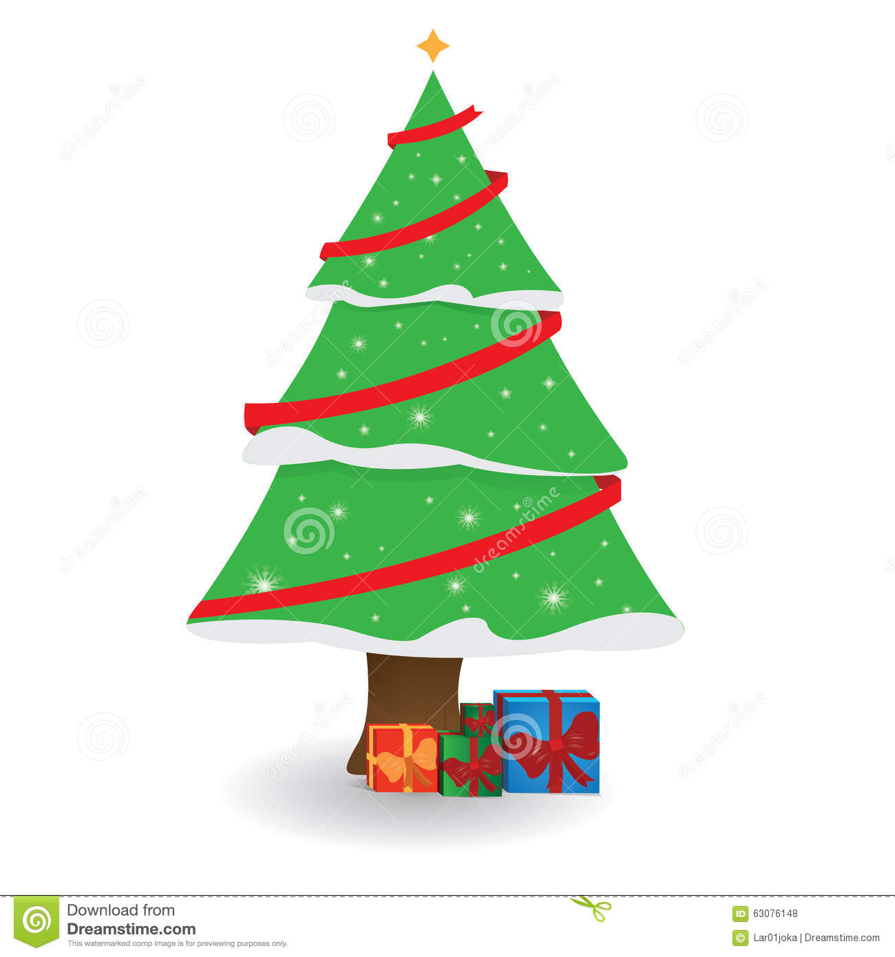 Download Graphisme de Noël illustration stock. Illustration du célébration - 63076148