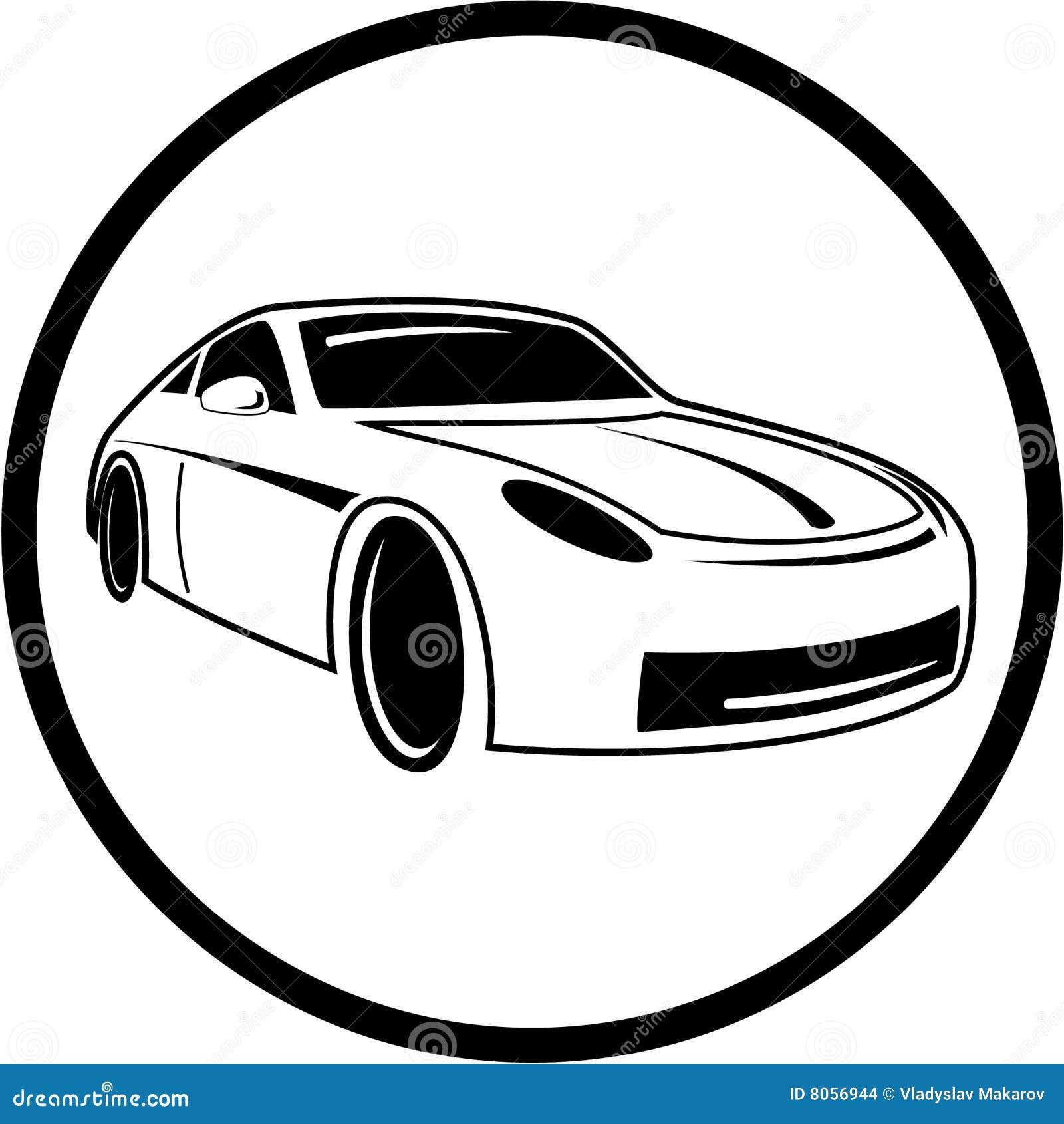 Graphisme de véhicule de vecteur
