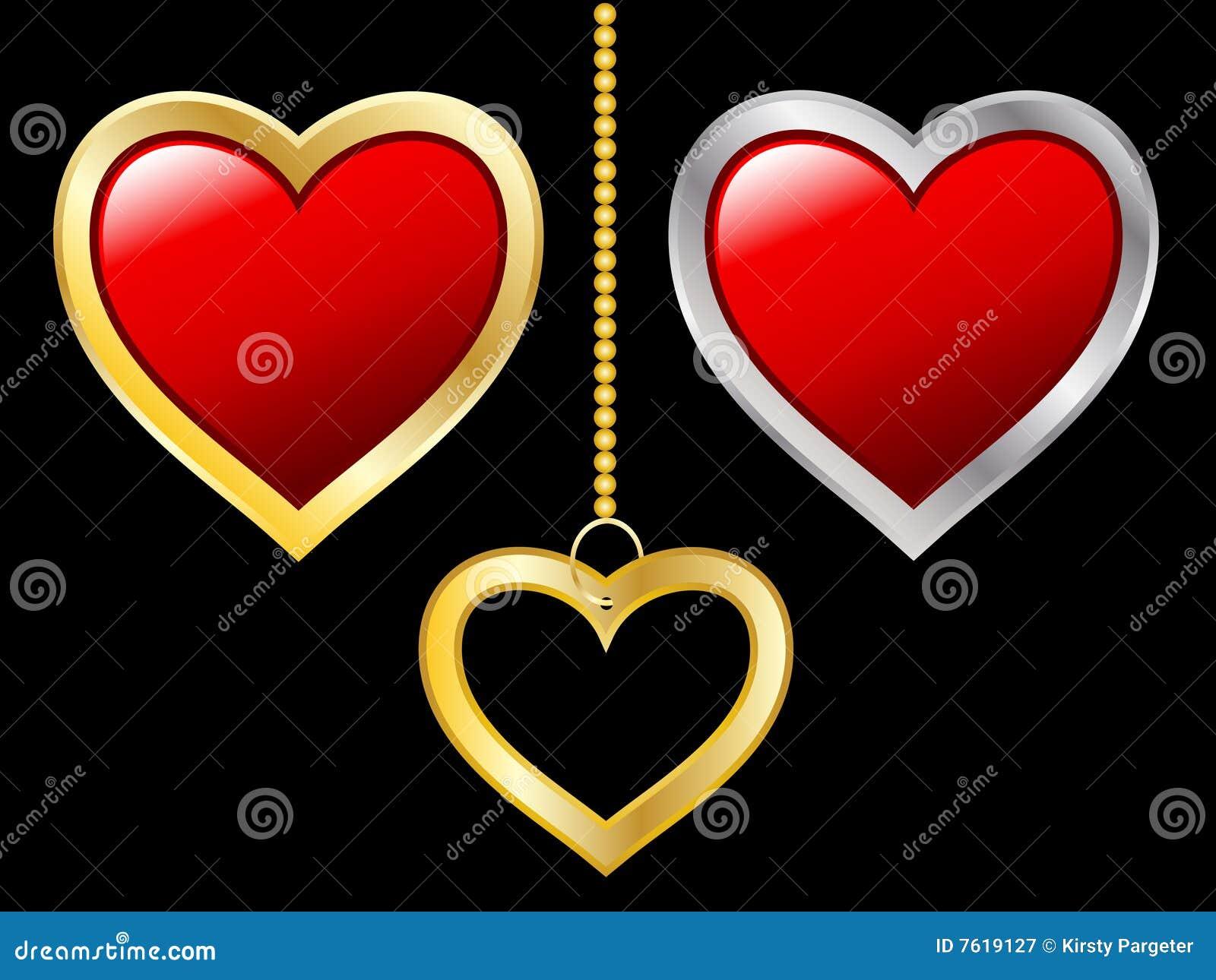 Graphismes de coeur