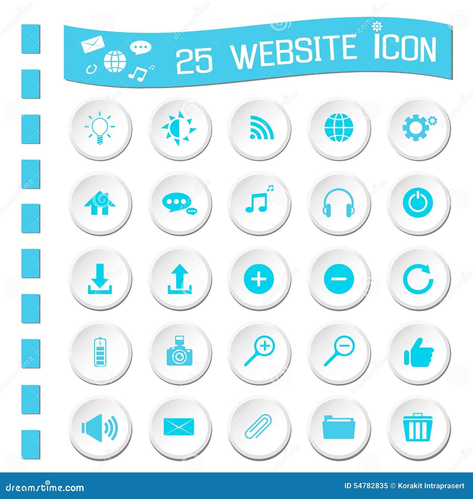 Graphismes de site Web