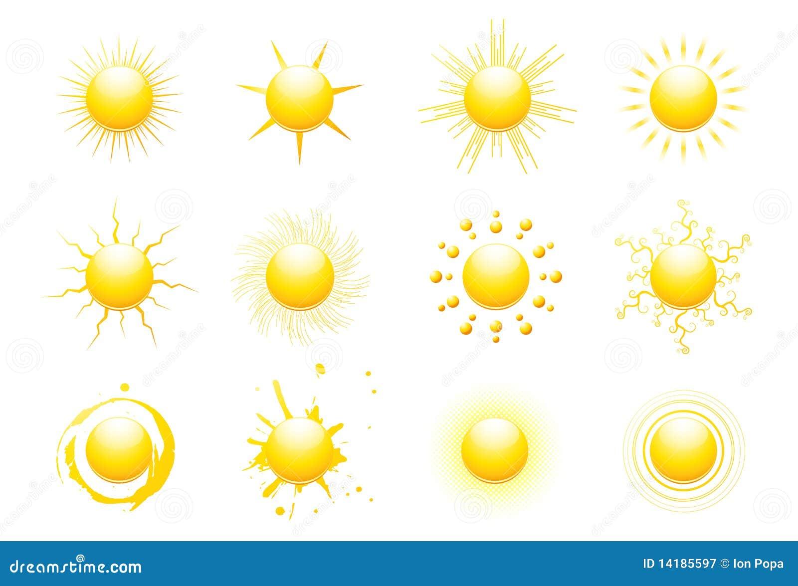 Graphismes de Sun