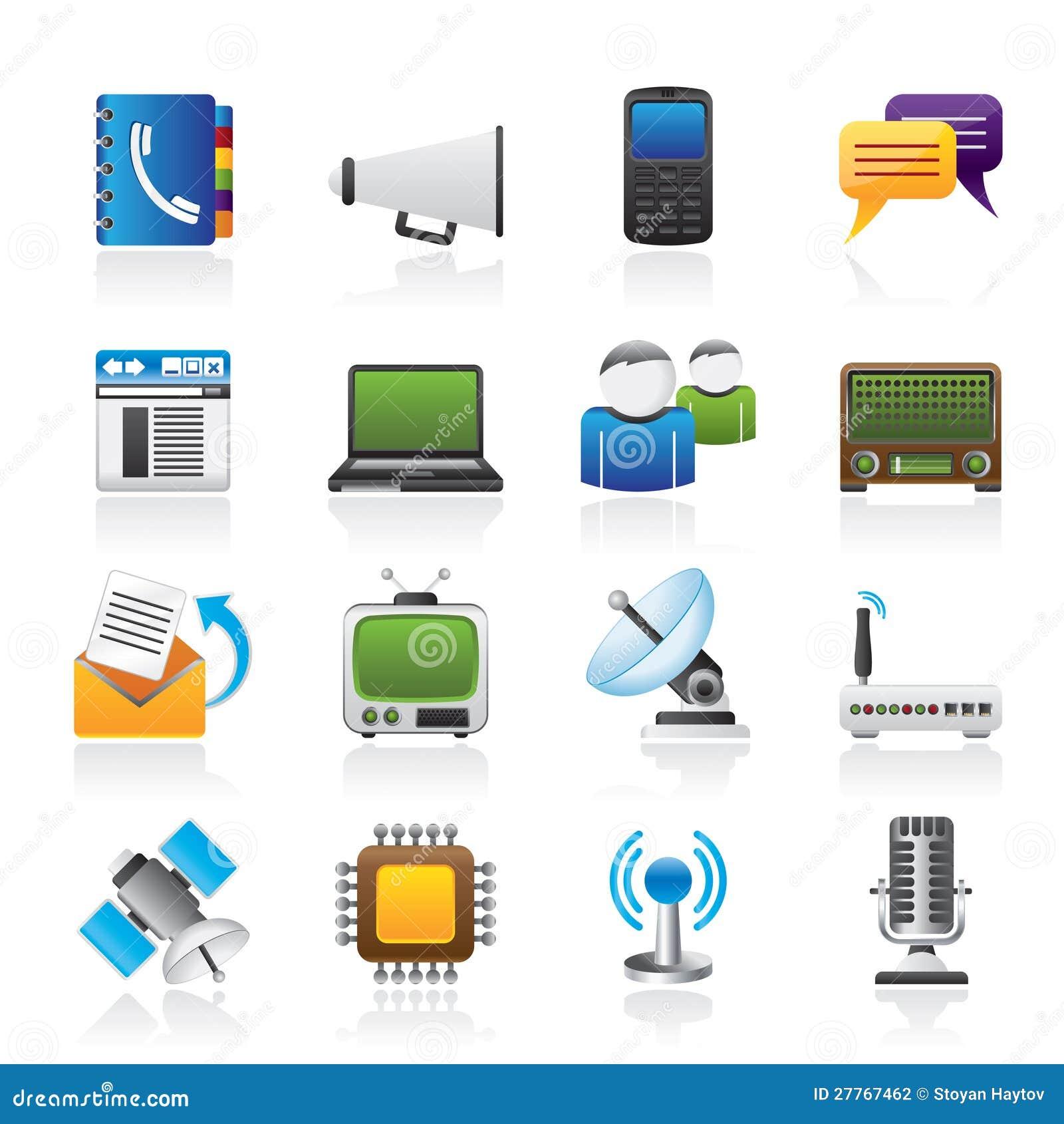 Graphismes de transmission, de connexion et de technologie