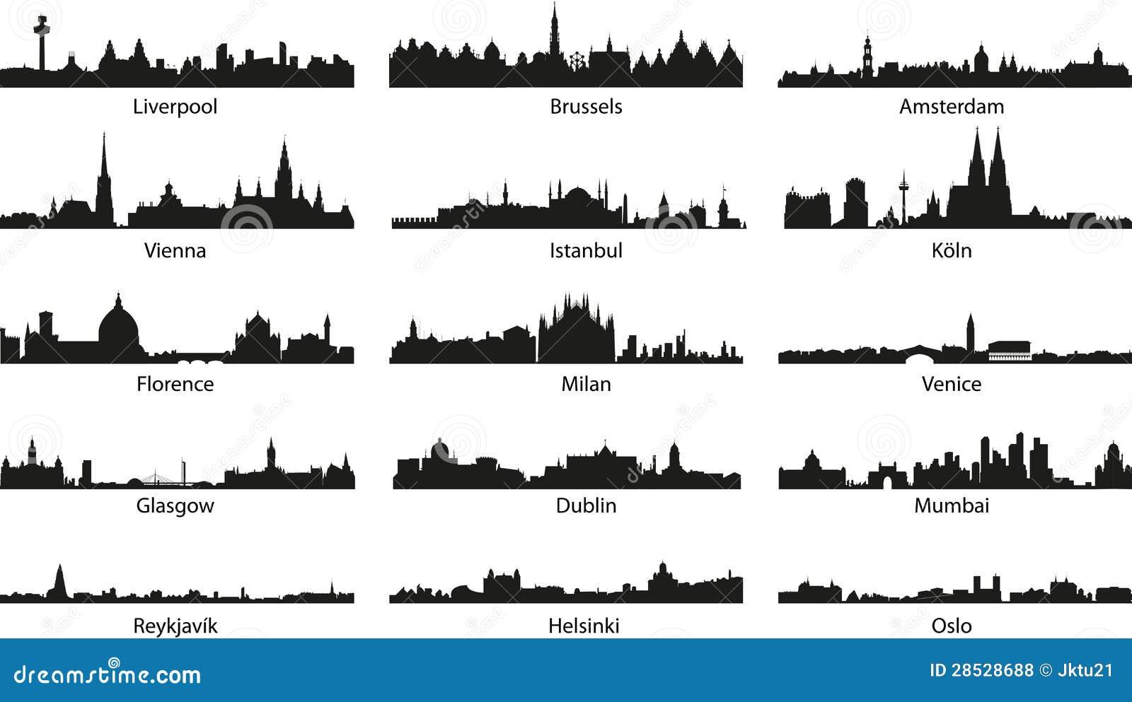 Graphismes de Vector_city