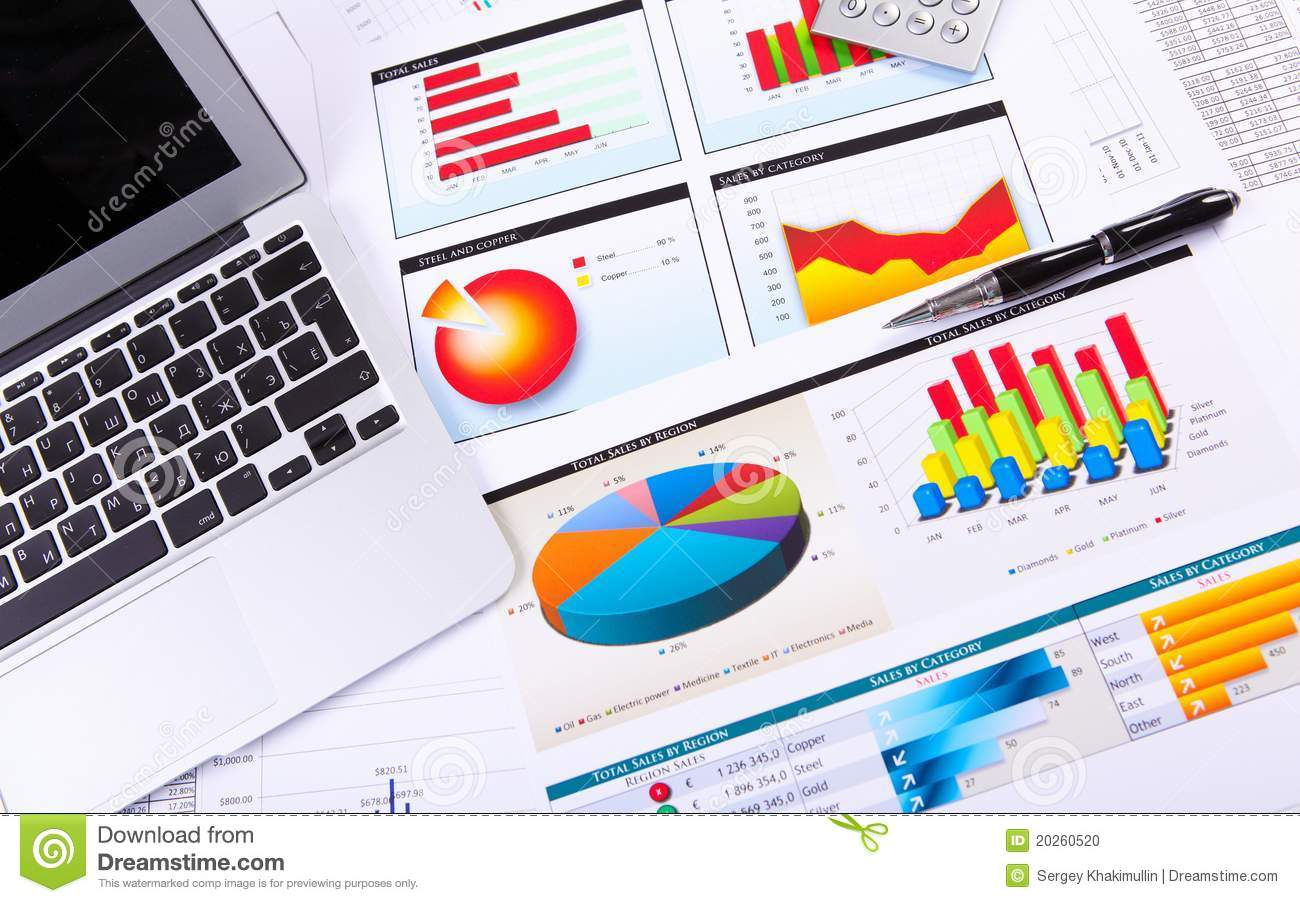 Graphs charts business table stock photo image of economy download graphs charts business table stock photo image of economy analyze ccuart Image collections