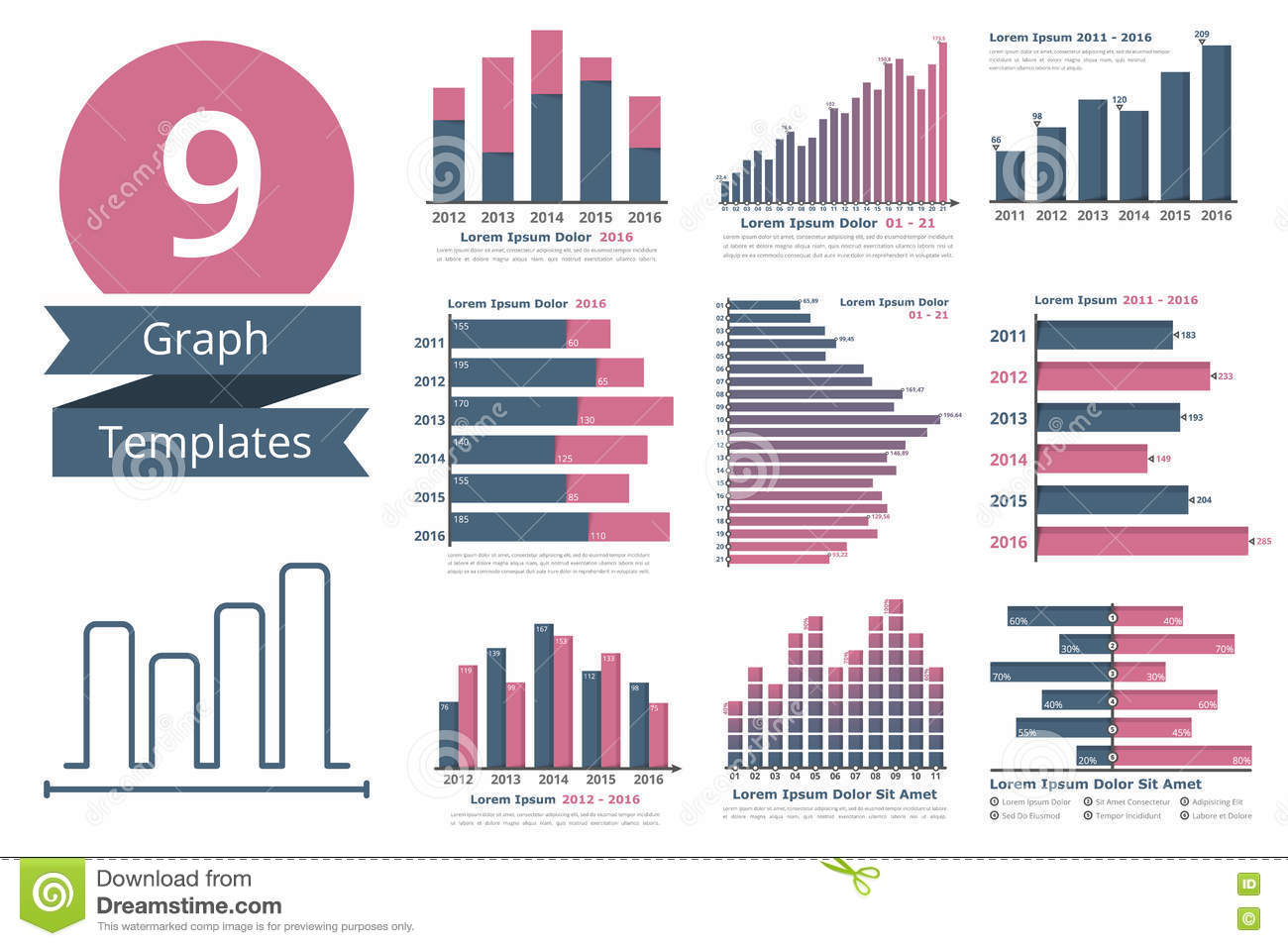 Doc400166 Graphs and Charts Templates Free Excel Chart – Charts Templates