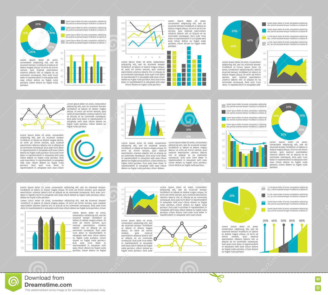 "1 thought on ""Types of Charts: Choose the Best Chart to Convey Your Message"""