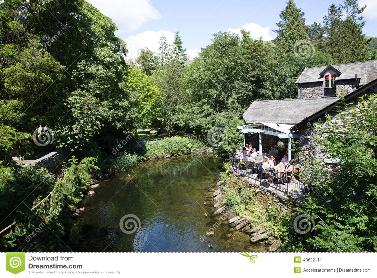 China Water Towns in addition Treehouse Stairs besides Single Floor Kerala House Elevation White Grey further Editorial Photo Grasmere Village Cumbria Uk Popular Tourist Destination English Lake District National Park Tourists Holidaymakers Image43632111 moreover 350013. on beautiful lake house designs