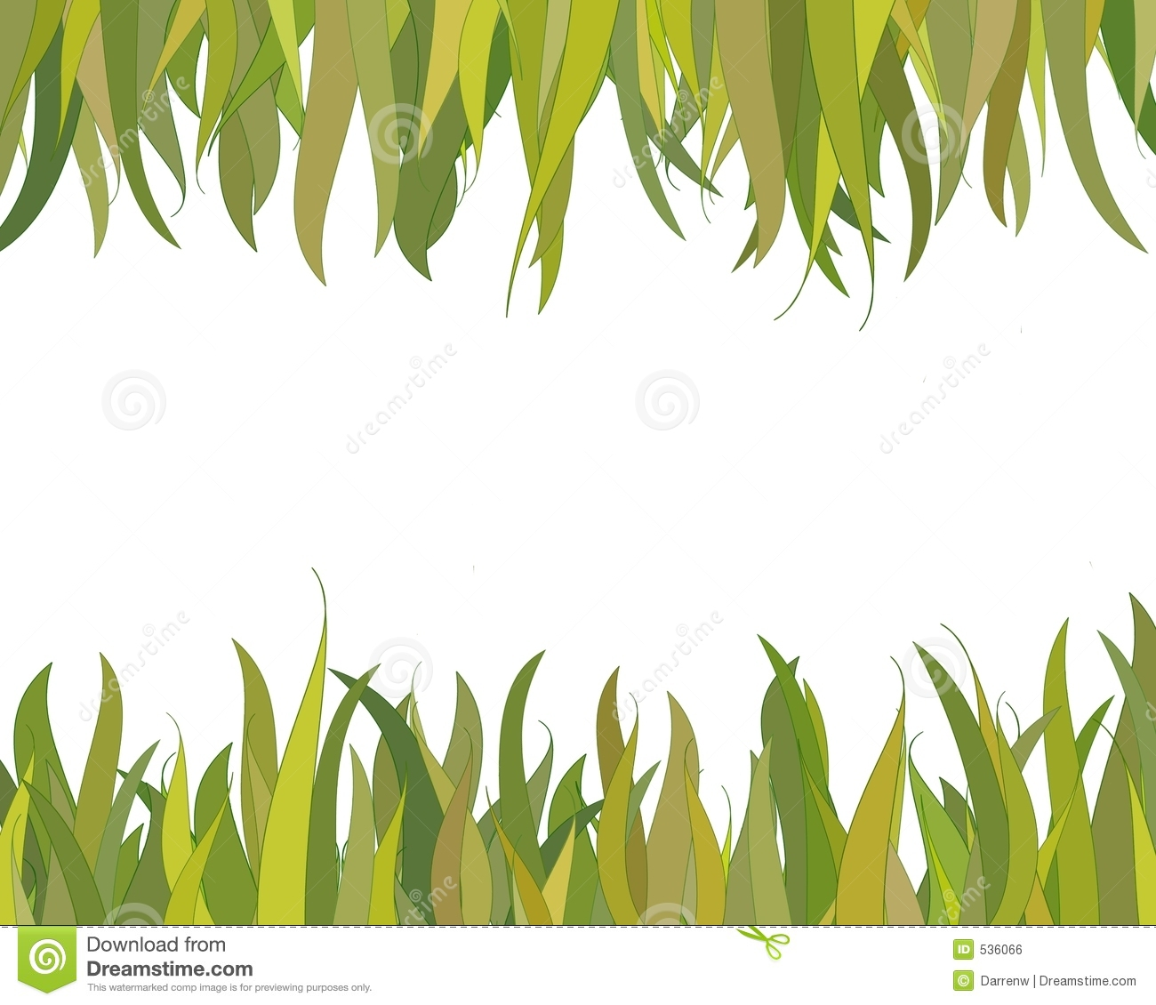 Grass outline border the image kid has it for Grass border