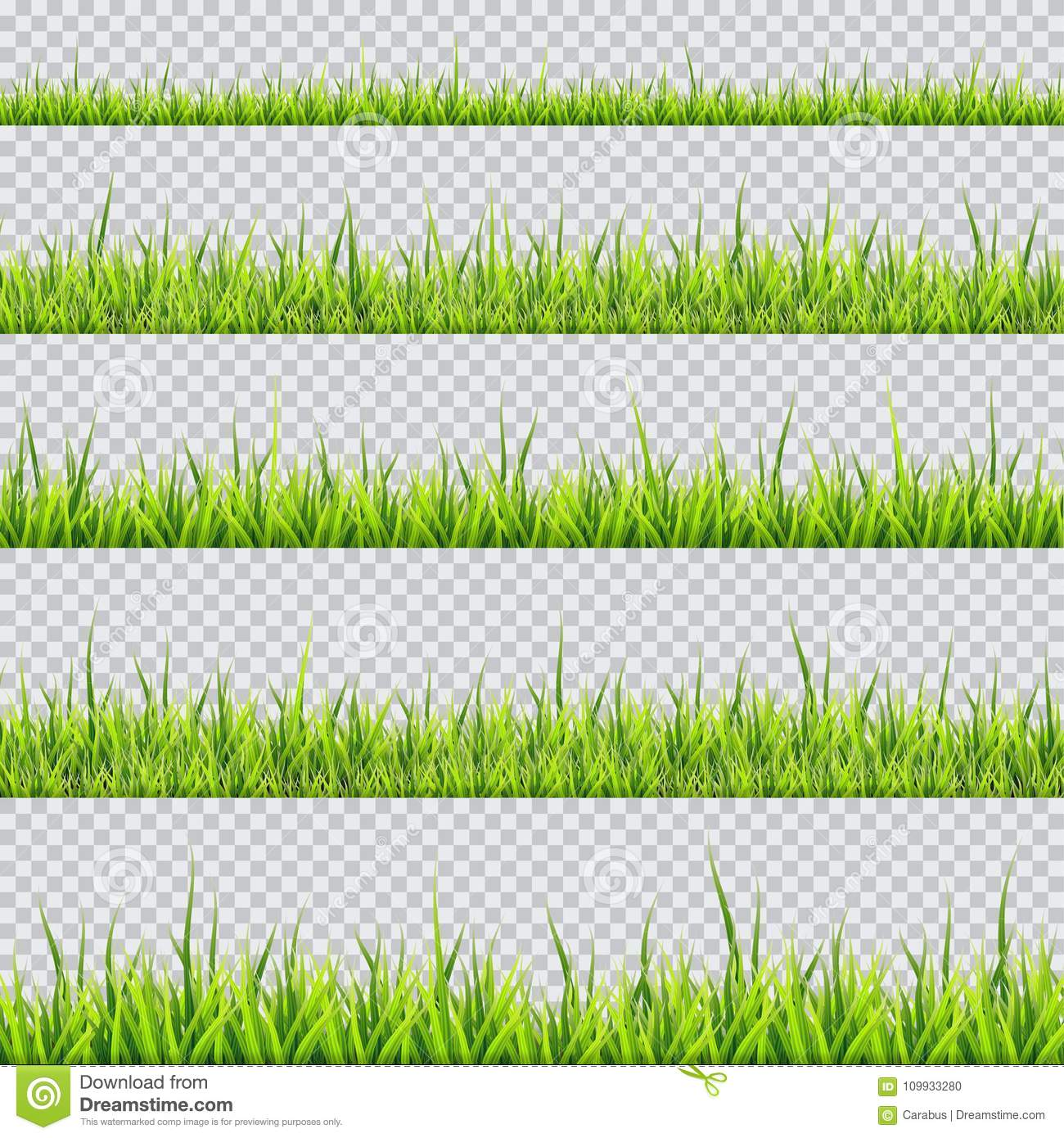 grass border no background cartoon grass border collection vector illustration on transparent background border collection illustration on transparent