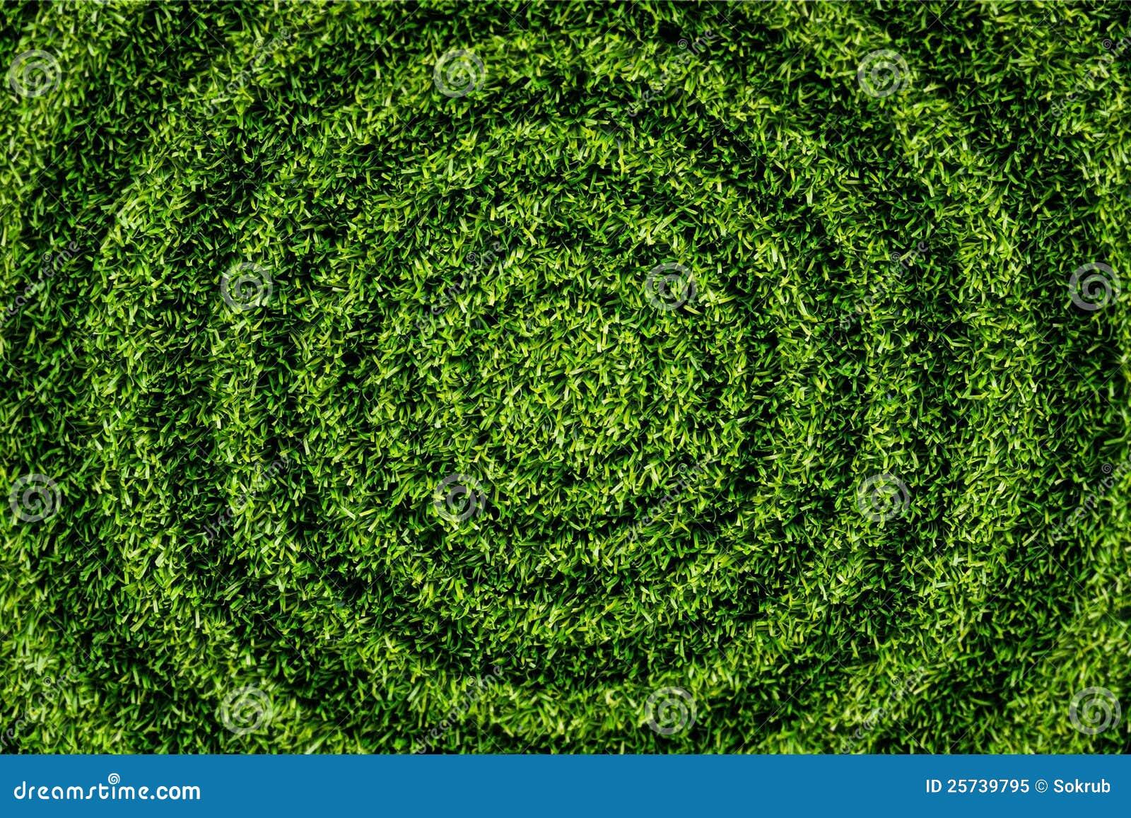 Grass Circular pattern.