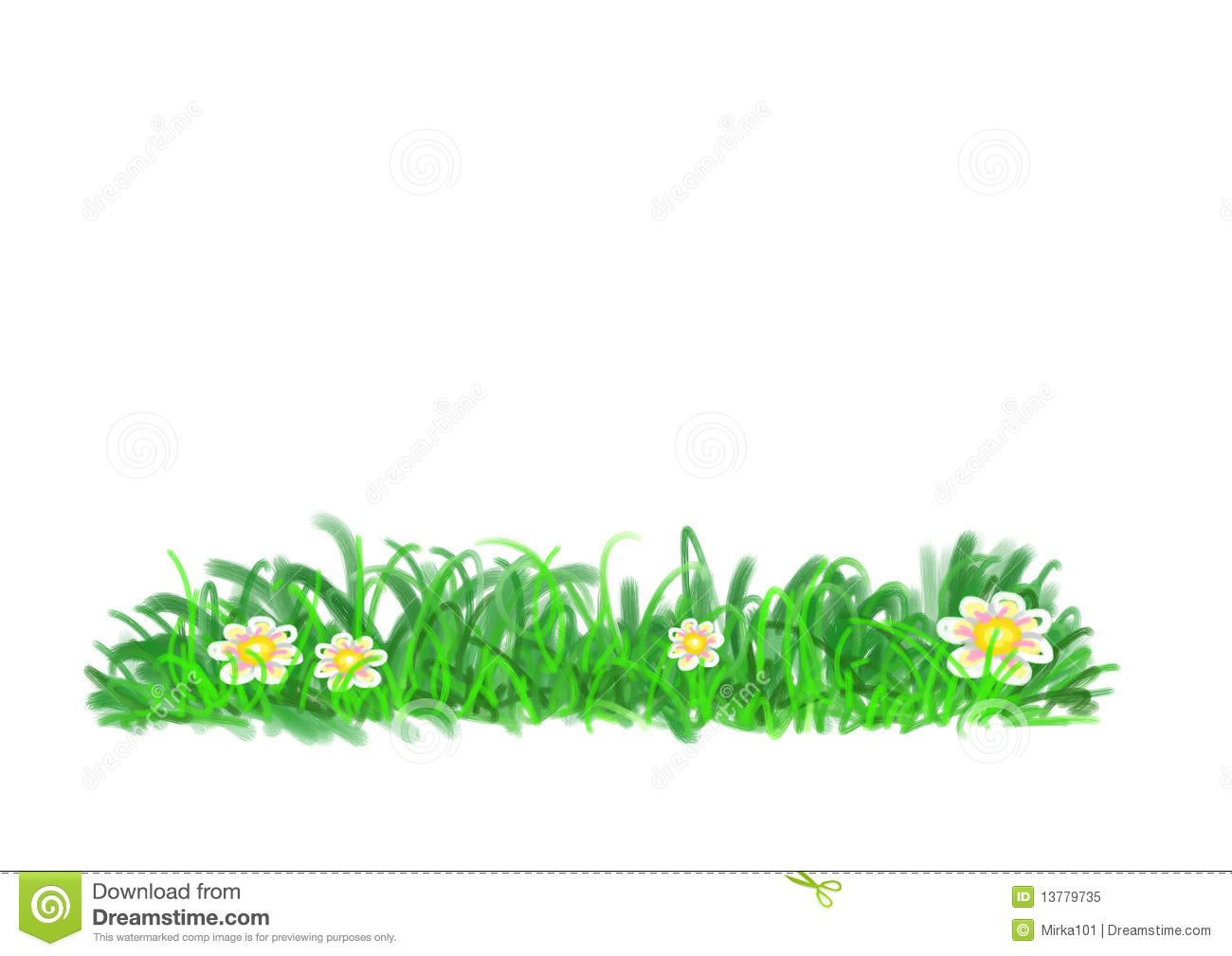 Grass flower royalty free stock photo image 13779735 for Grass flower