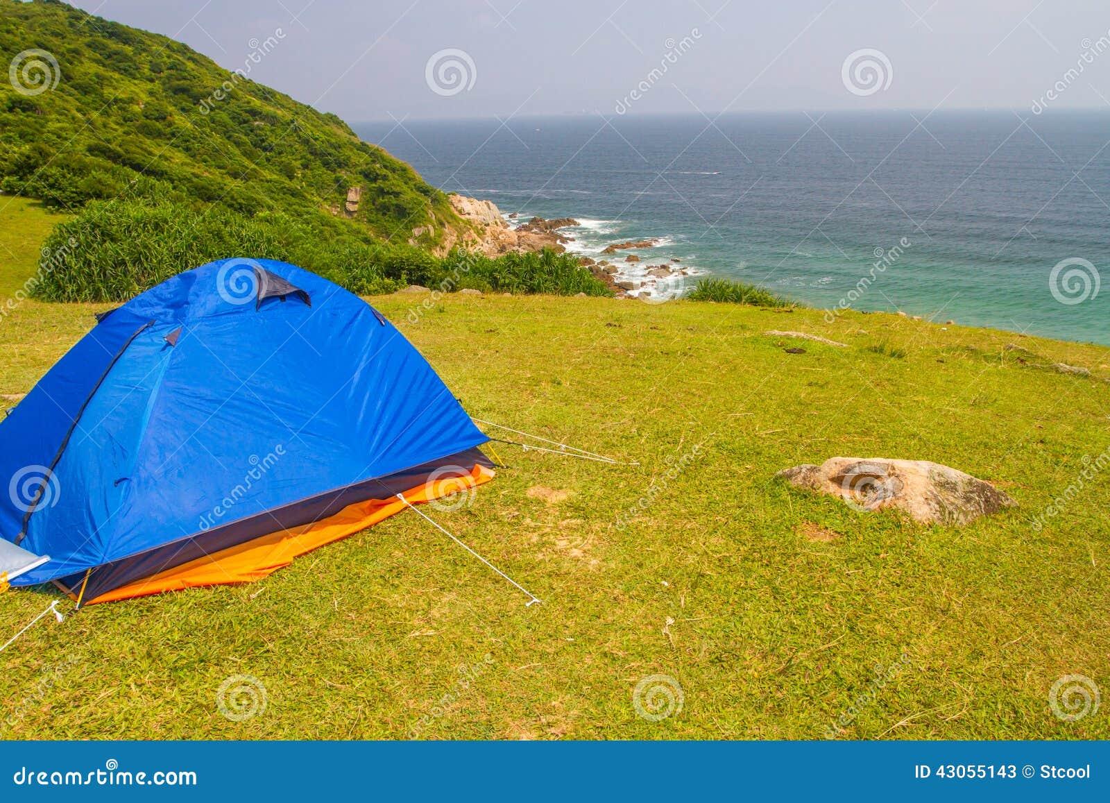 Grass Island Hong Kong Camping