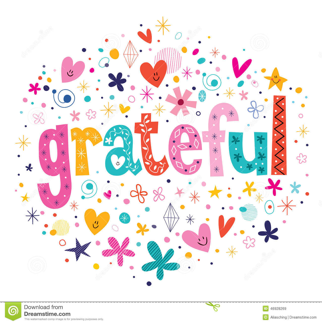 Image result for grateful clipart