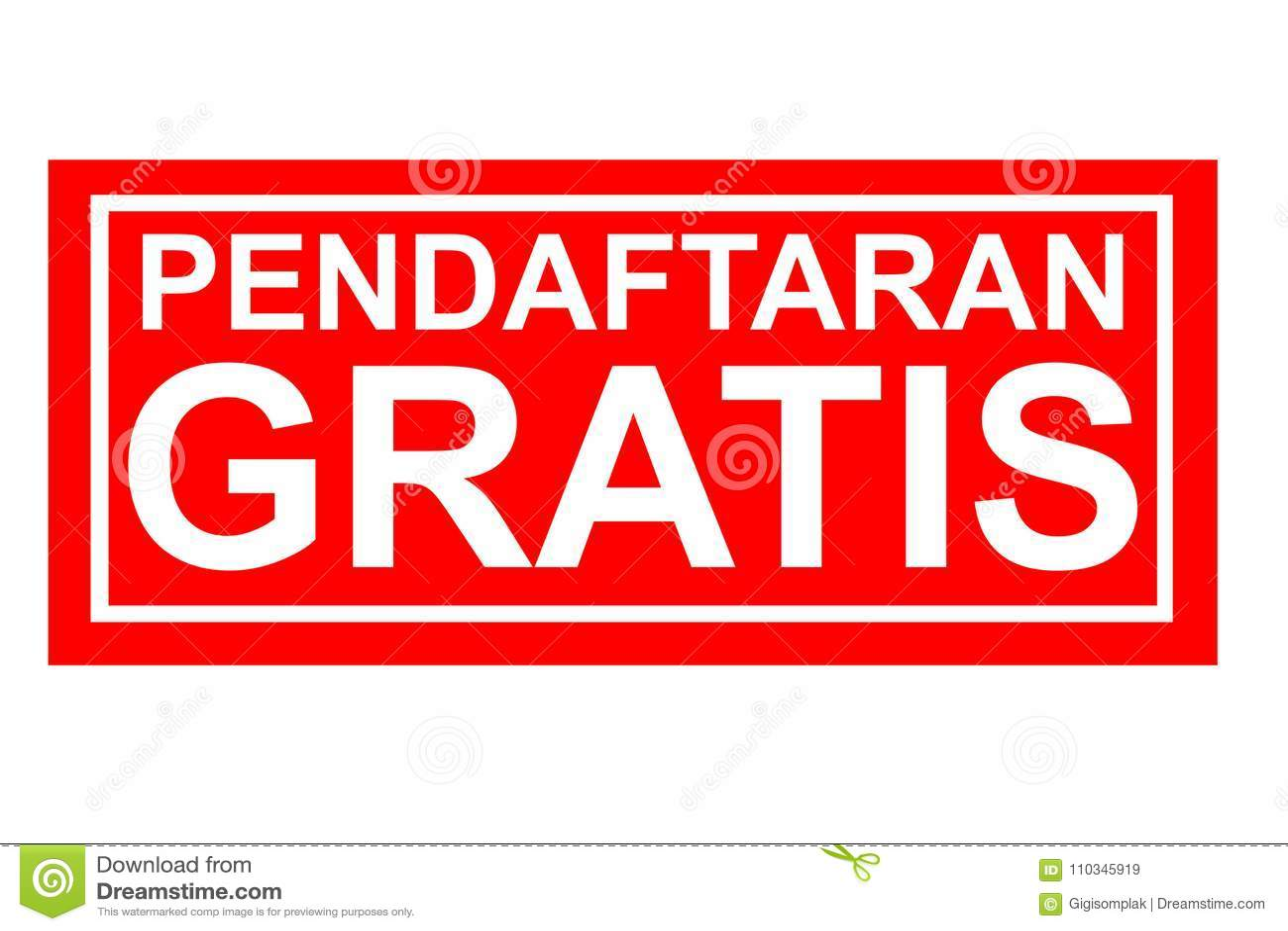 Gratis Freie Ausrichtung Stempel Effekt Pendaftaran In Indonesien
