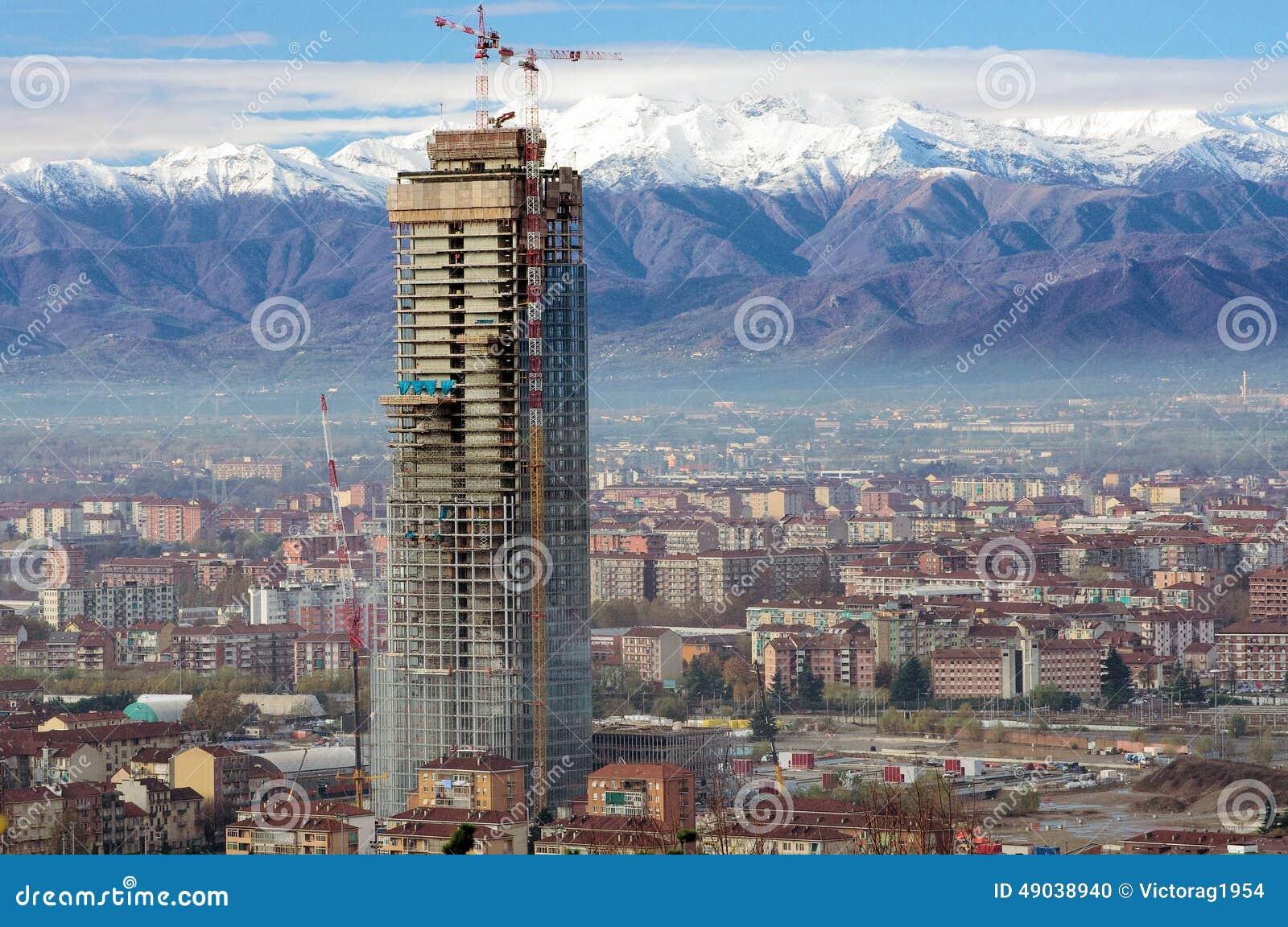 Grattacielo di regione di piemonte torino italia for Grattacielo torino fuksas