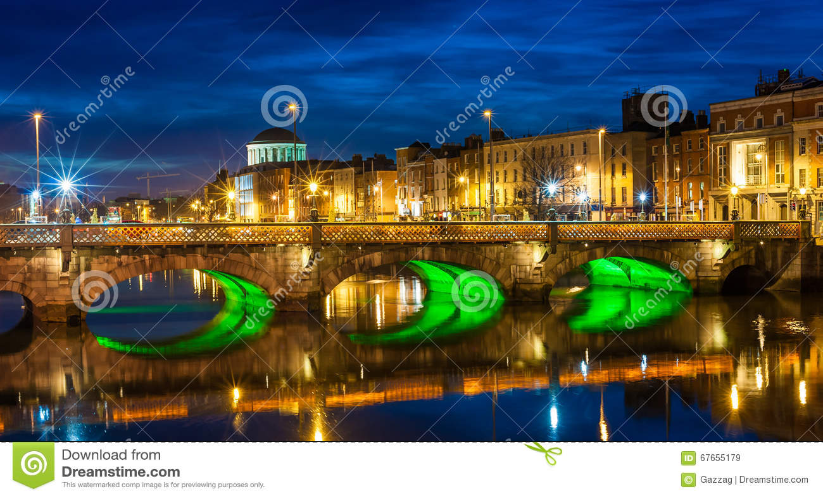 Grattan Bridge, Dublin
