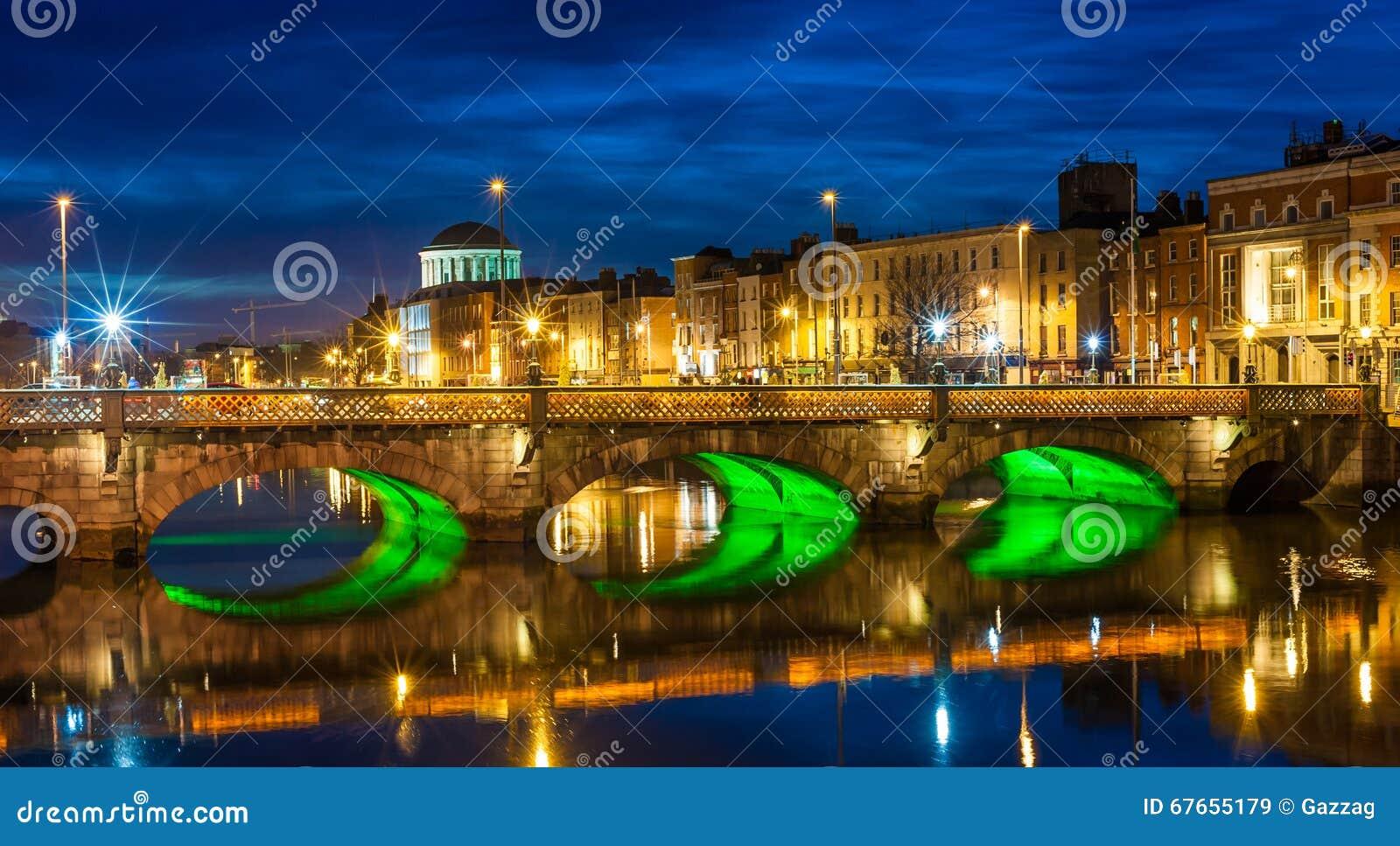 Grattan most, Dublin