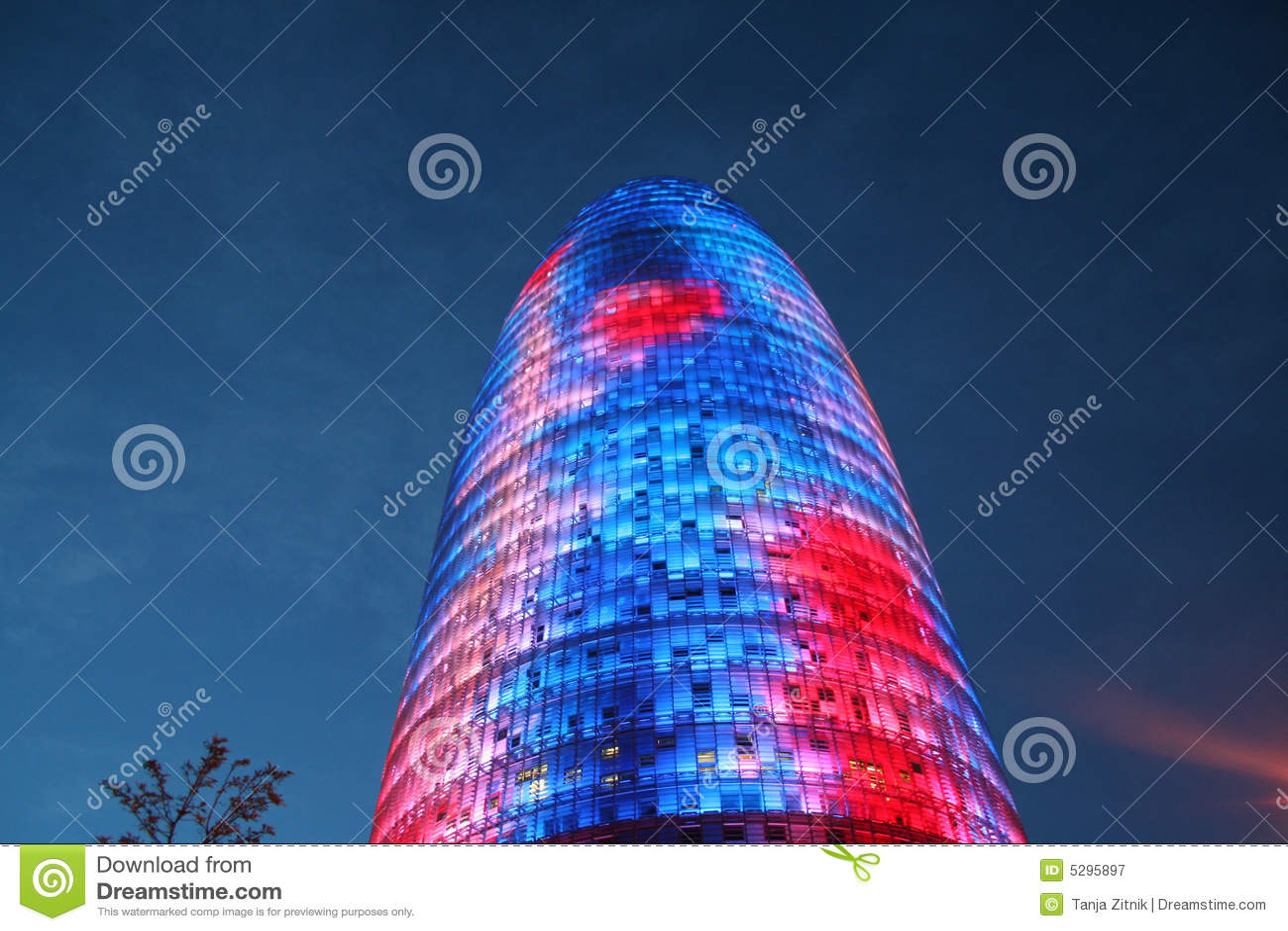 Gratte-ciel de Barcelone
